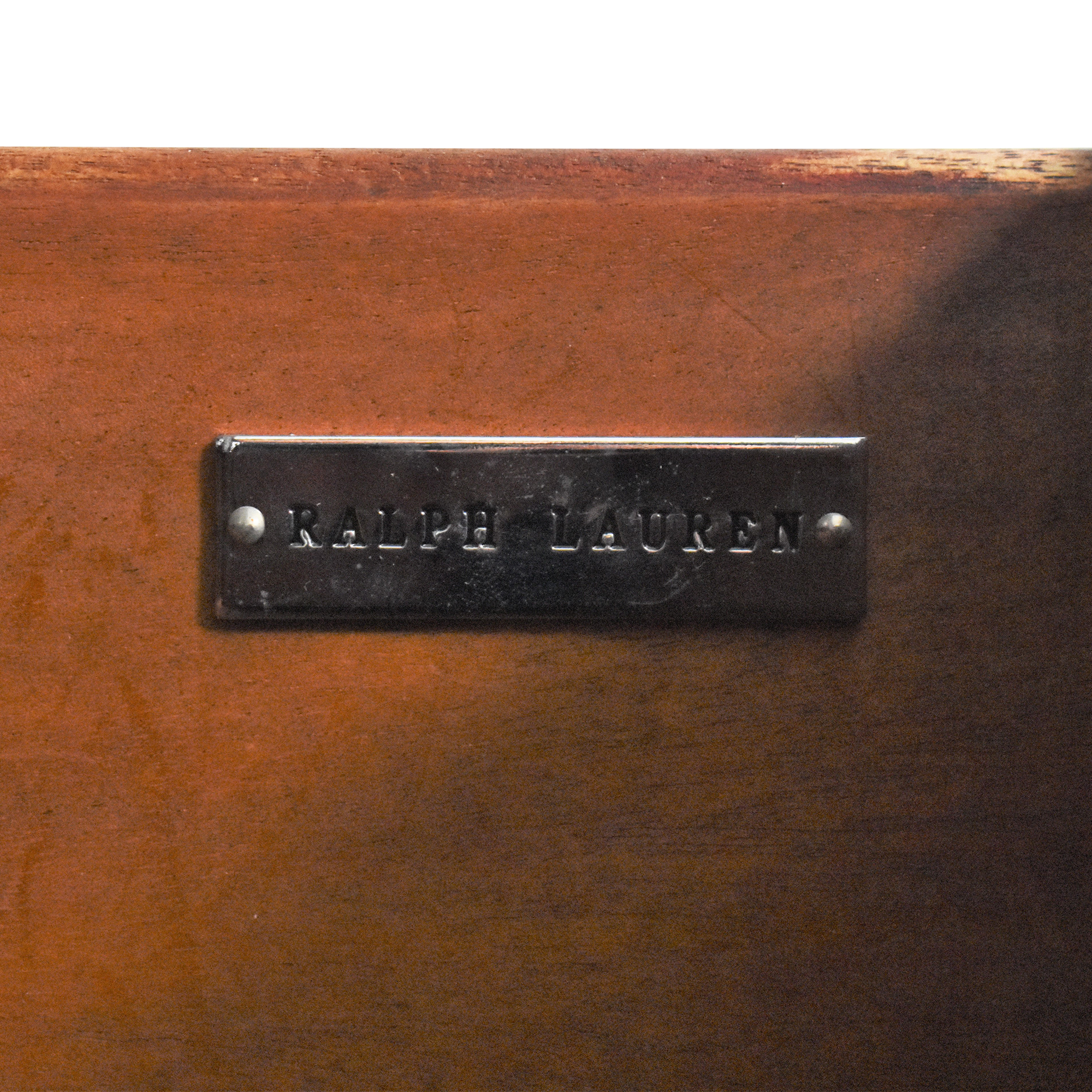 Ralph Lauren Home Ralph Lauren Home Safari Collection Armoire discount