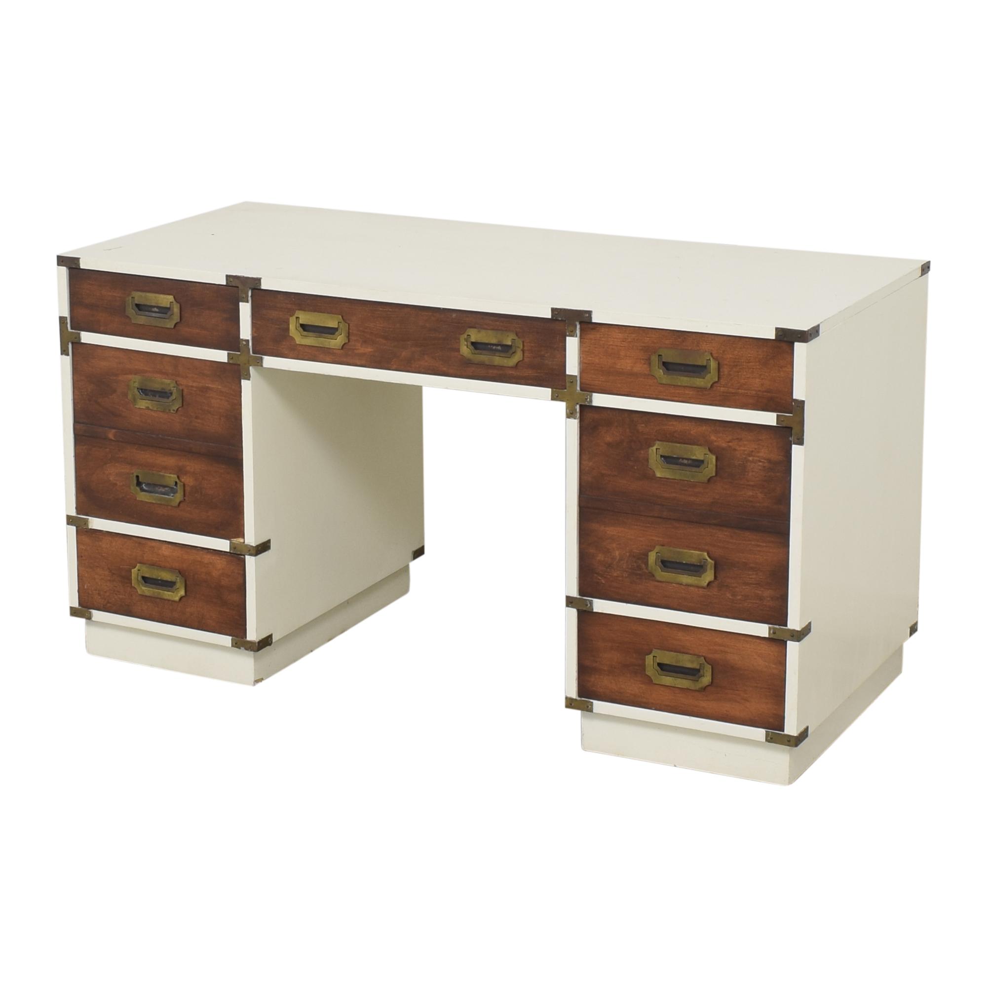 shop  Campaign-Style Executive Desk online