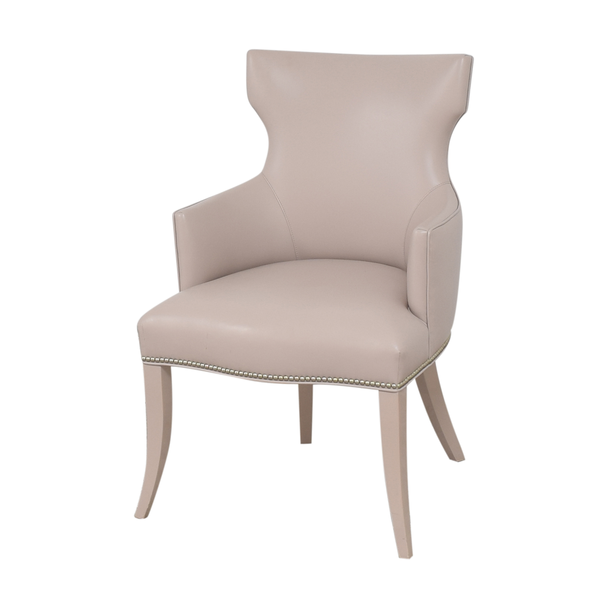 Artistic Frame Artistic Frame Custom Wing Back Dining Chairs on sale
