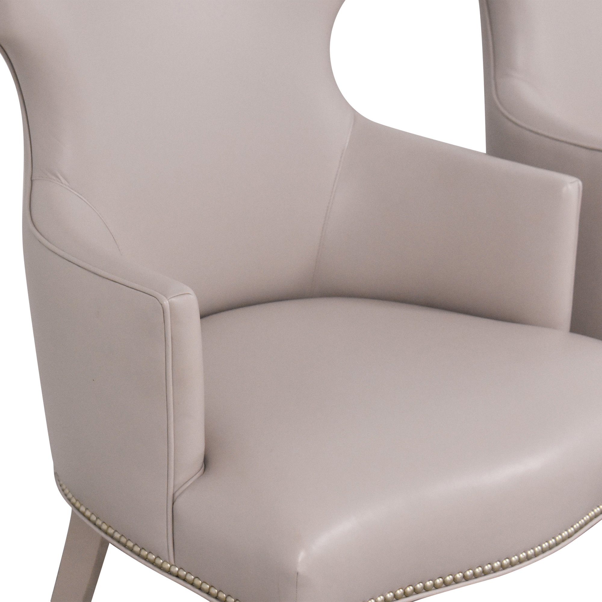 Artistic Frame Artistic Frame Custom Wing Back Dining Chairs Dining Chairs