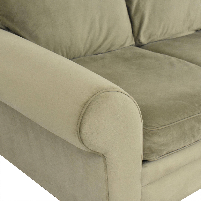 KFI KFI Two Cushion Sofa on sale