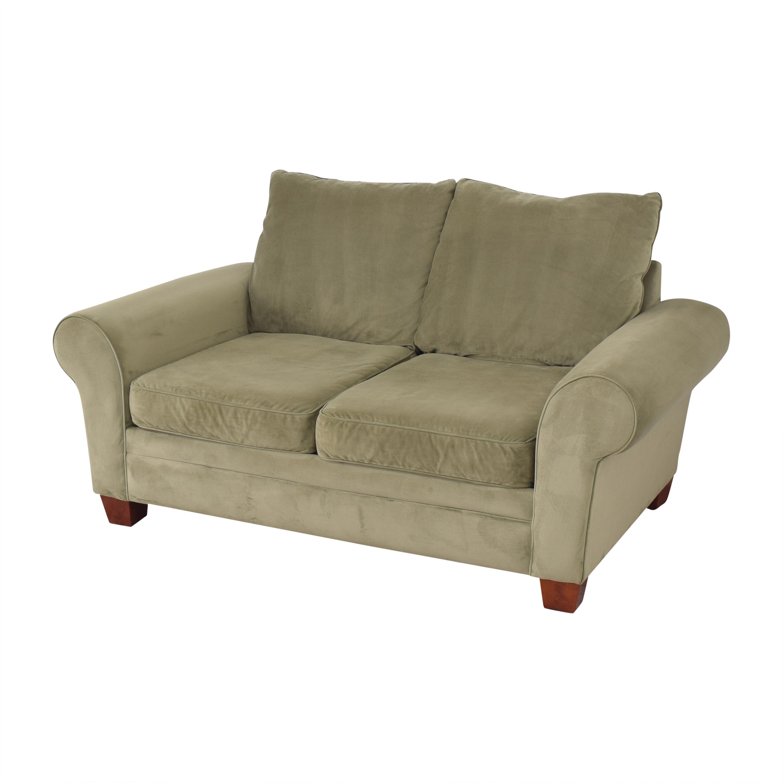 KFI Two Cushion Sofa / Sofas