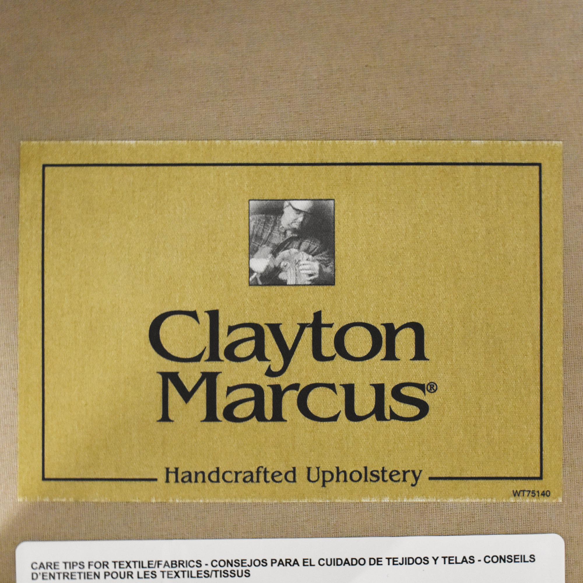 buy Clayton Marcus Clayton Marcus Lauren Roll Arm Chair online