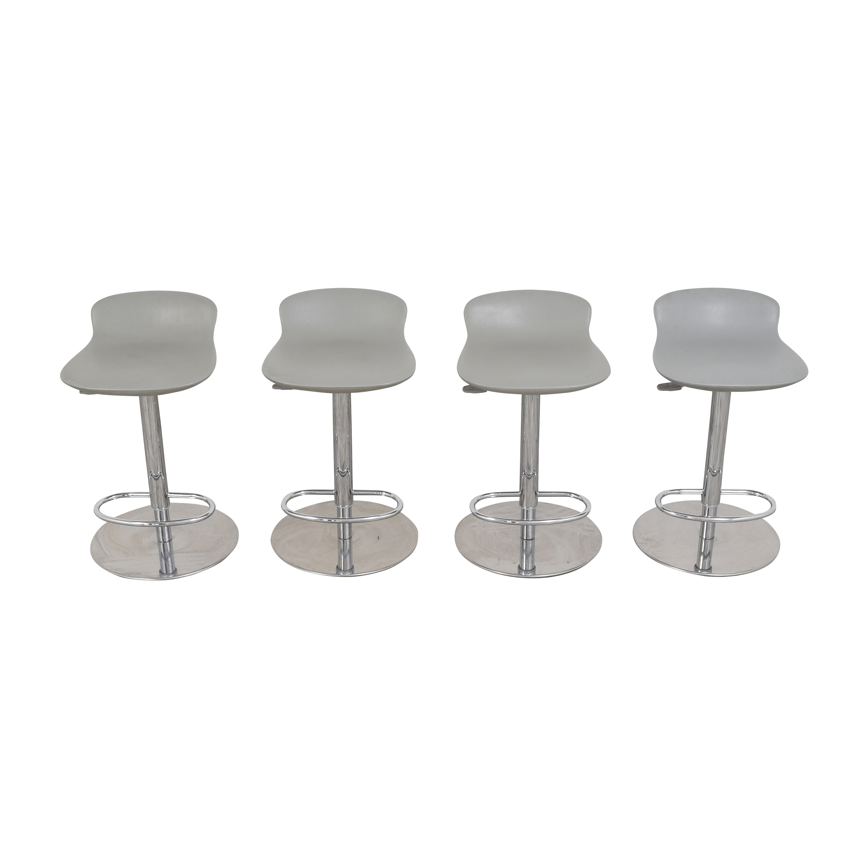 buy Room & Board Leo Swivel Stools Room & Board Chairs