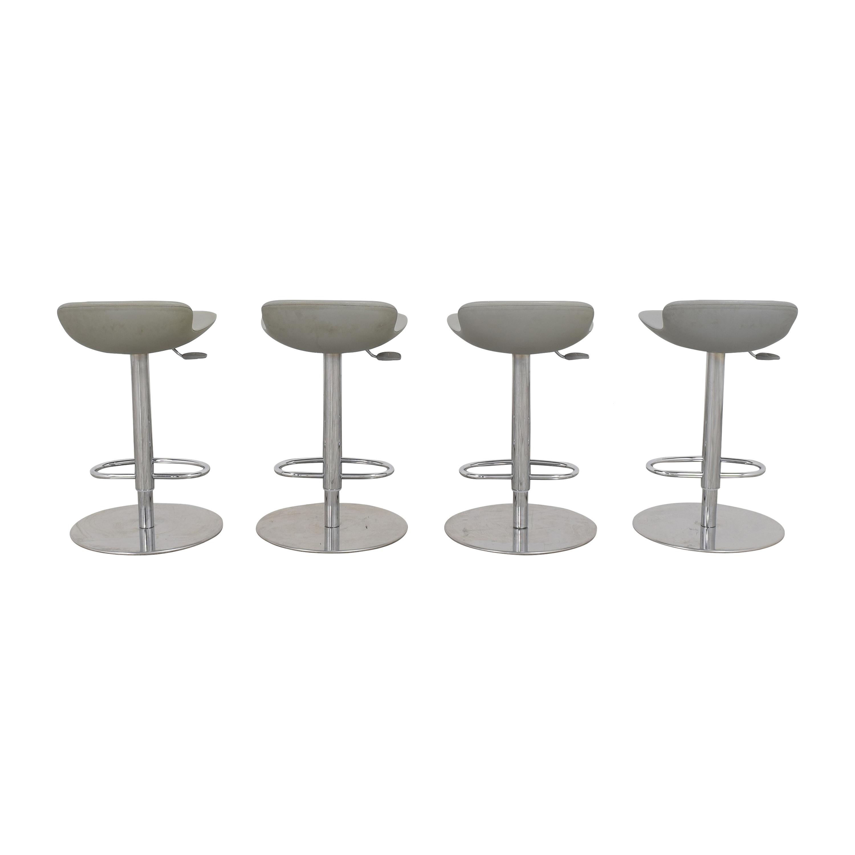 shop Room & Board Leo Swivel Stools Room & Board Chairs