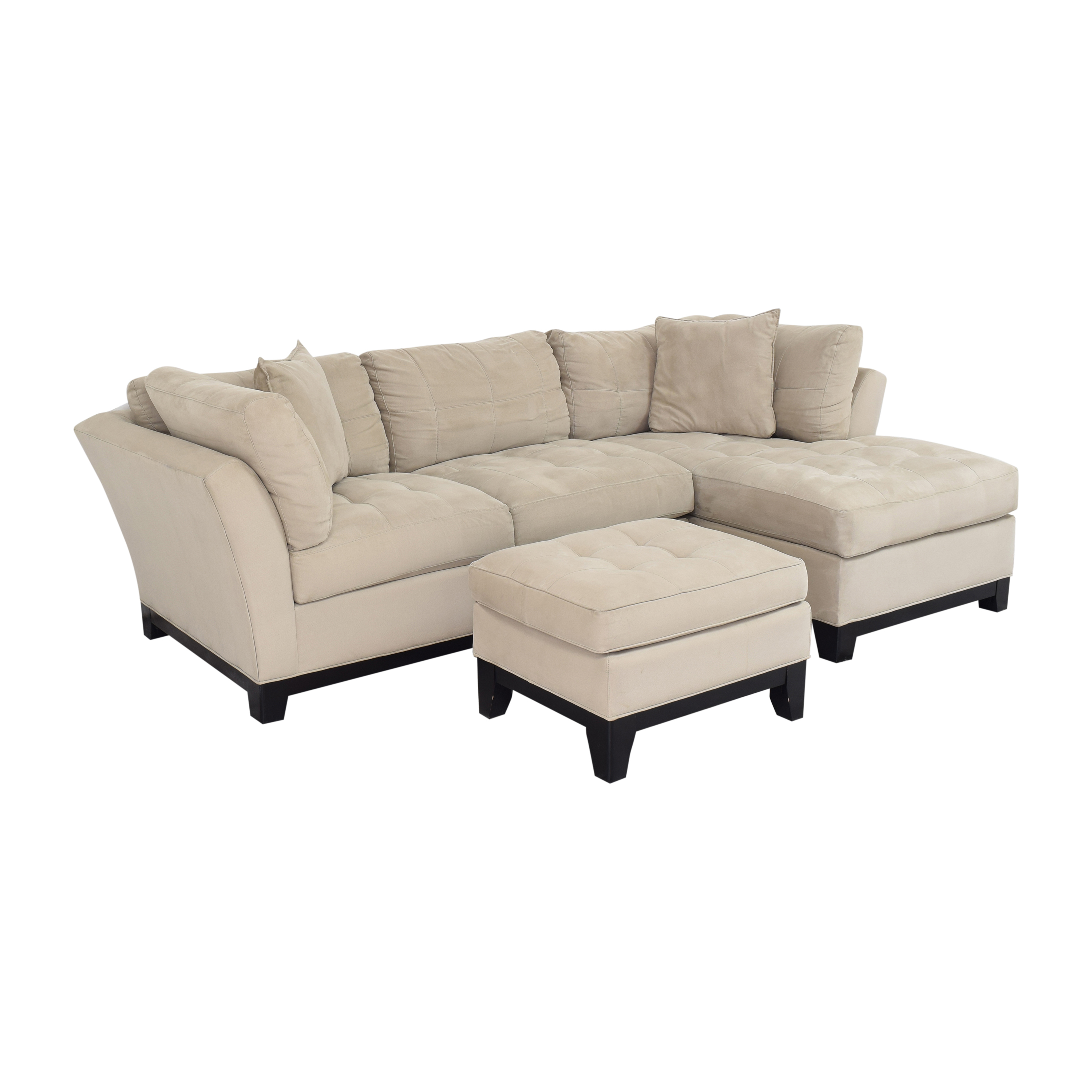 Cindy Crawford Home Metropolis Sectional Sofa / Sectionals