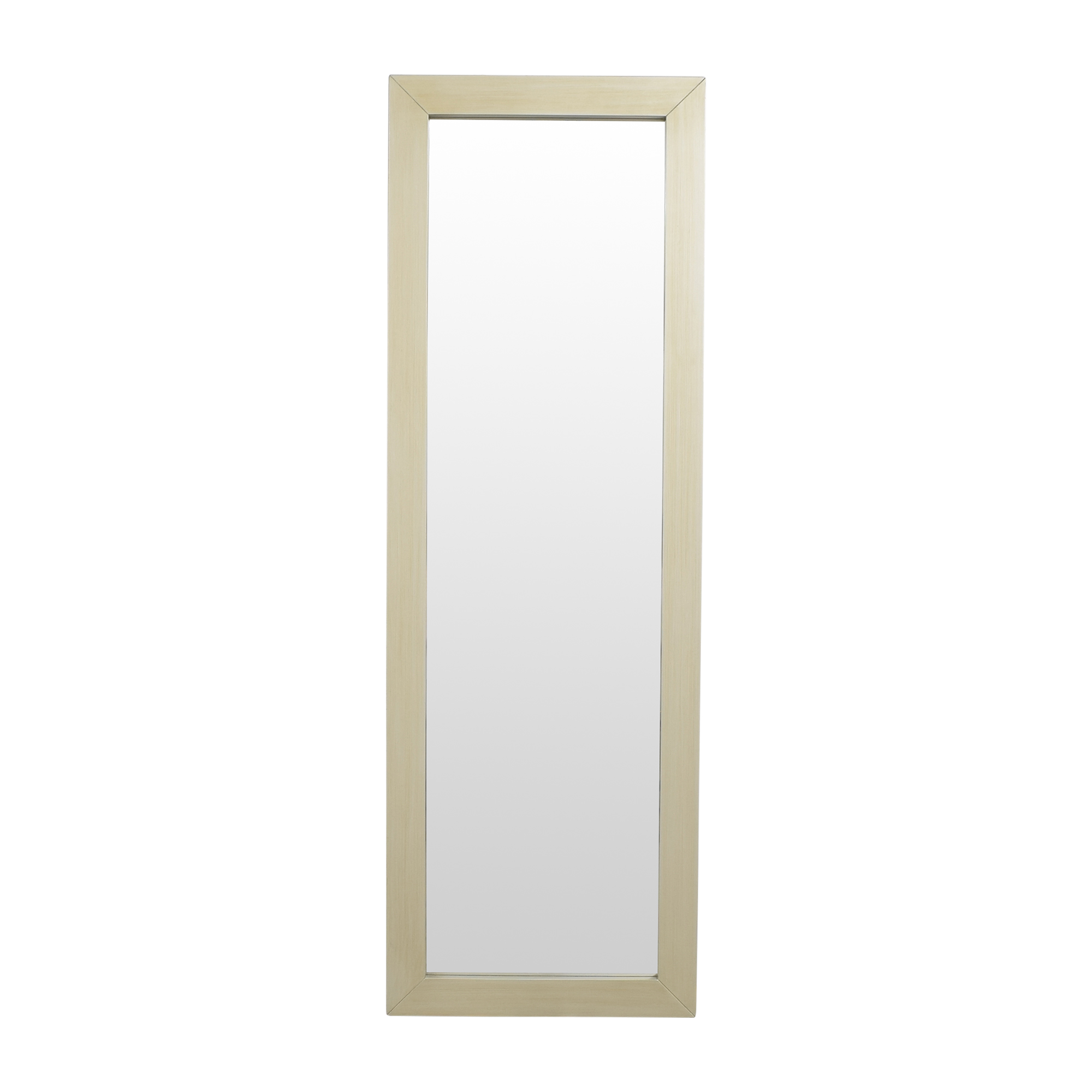 West Elm West Elm Parsons Floor Mirror for sale