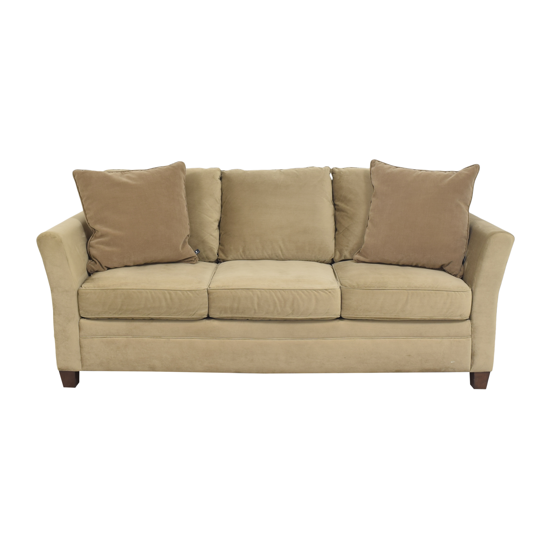 KFI KFI Three Cushion Sofa coupon