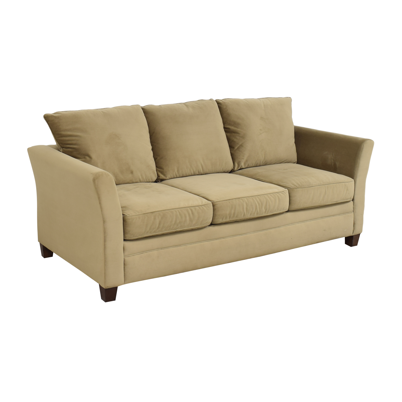 buy KFI Three Cushion Sofa KFI Classic Sofas
