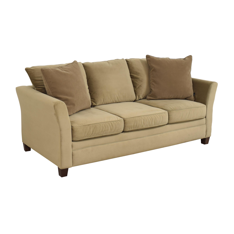 KFI KFI Three Cushion Sofa ma