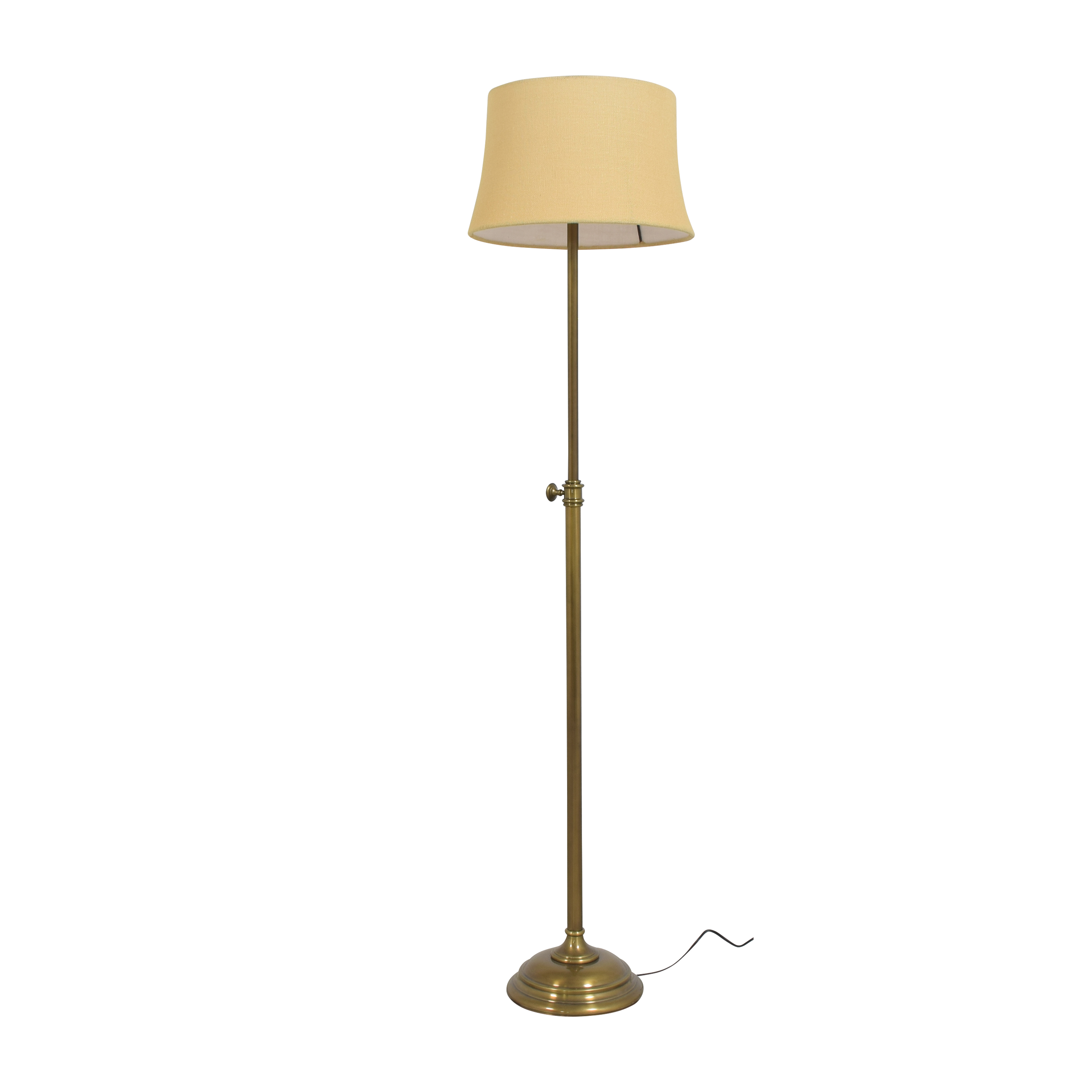 Pottery Barn Chelsea Adjustable Floor Lamp Pottery Barn