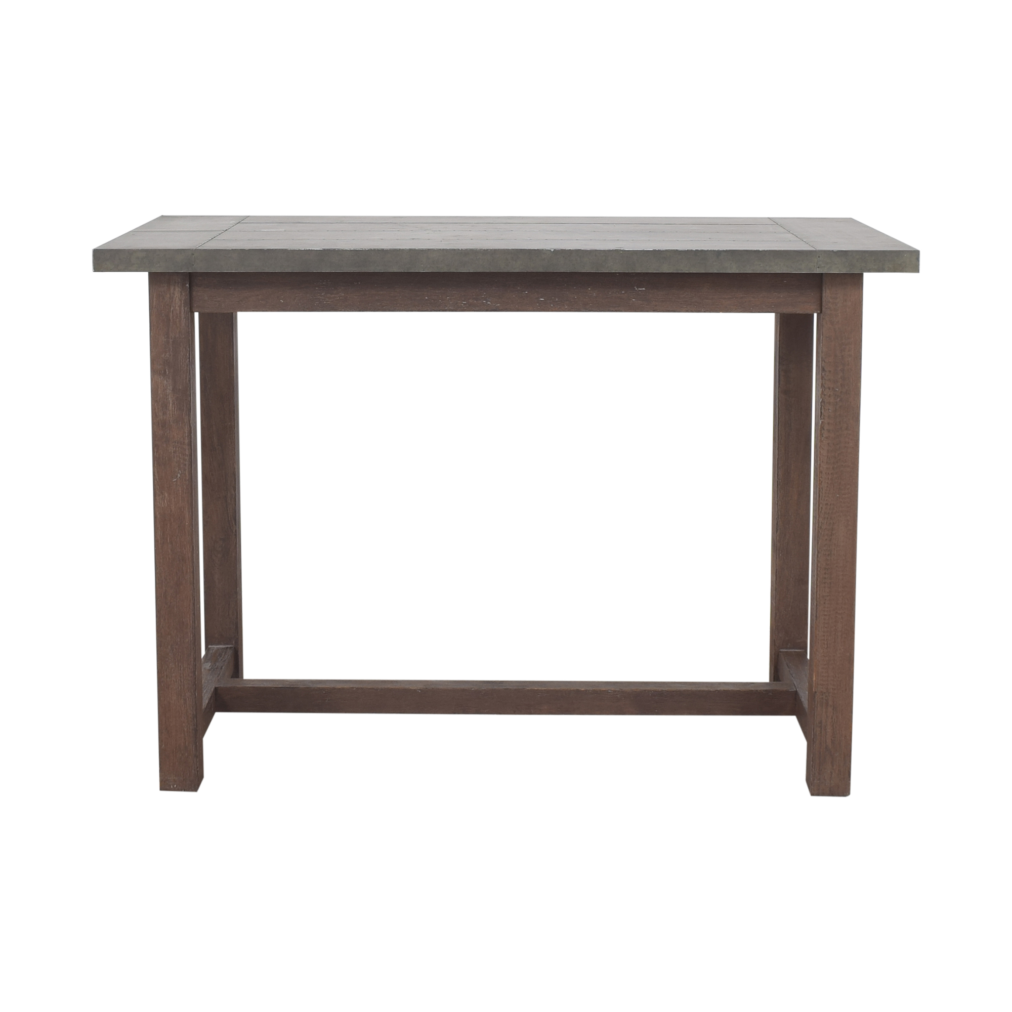 Crate & Barrel Crate & Barrel District High Dining Table for sale