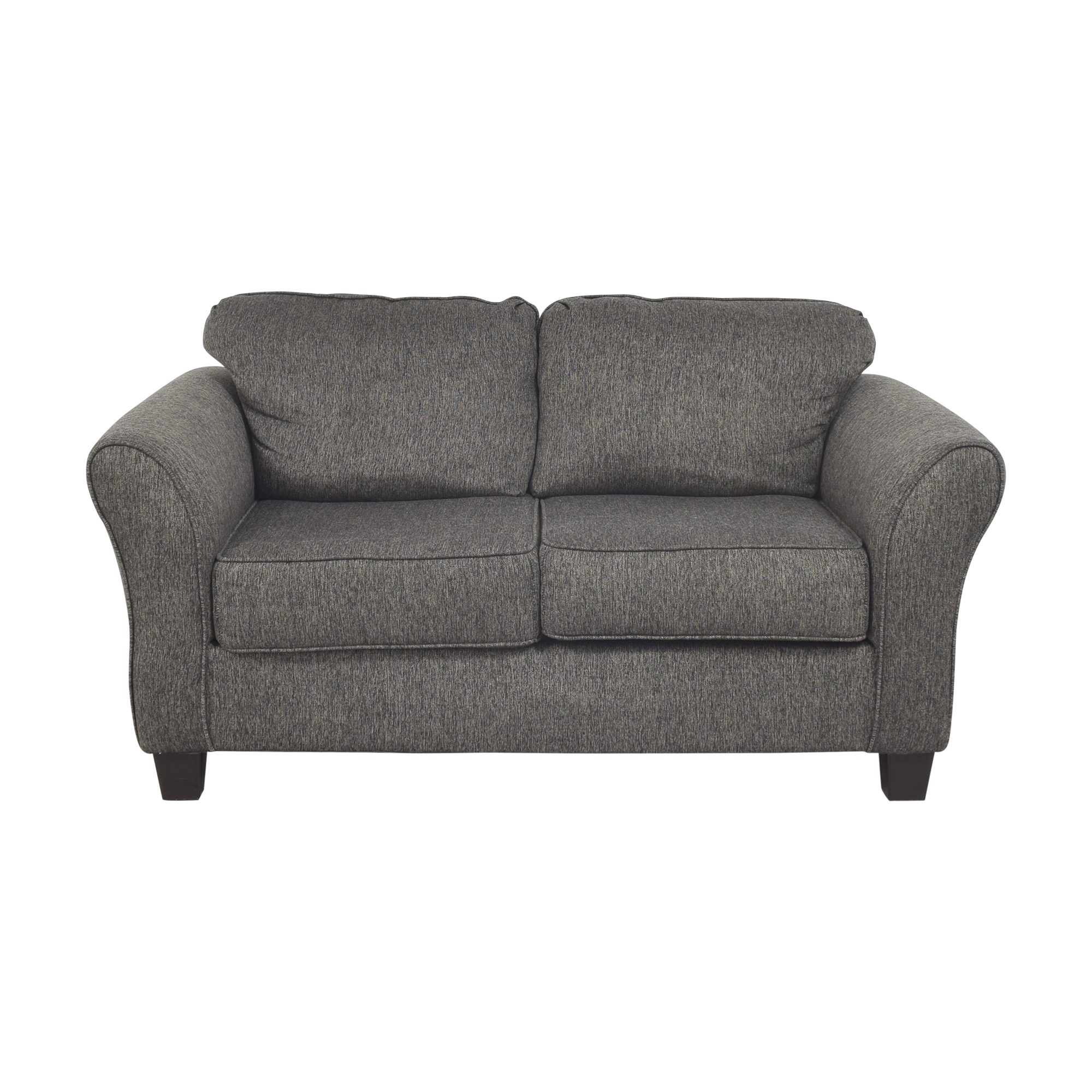 shop Raymour & Flanigan Hartley Loveseat Raymour & Flanigan