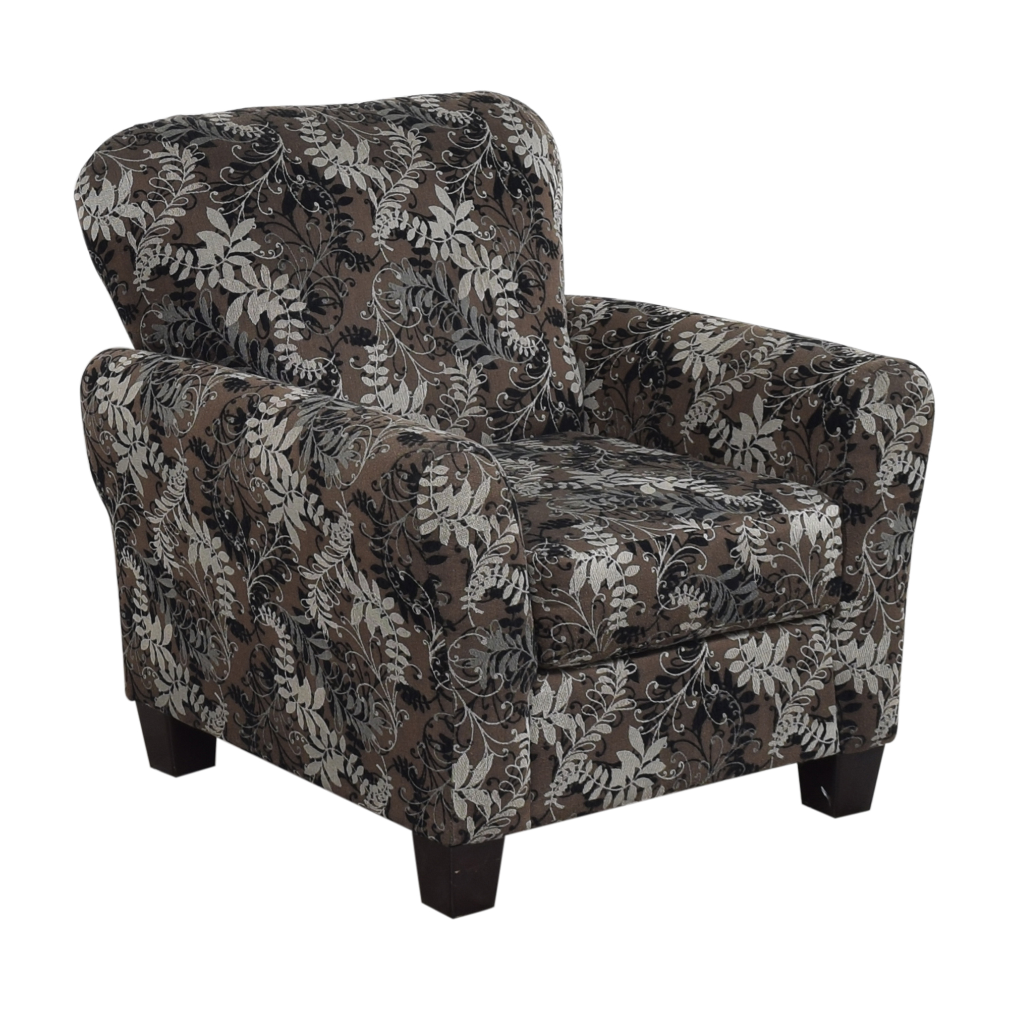 shop Raymour & Flanigan Hartley Accent Chair Raymour & Flanigan Chairs