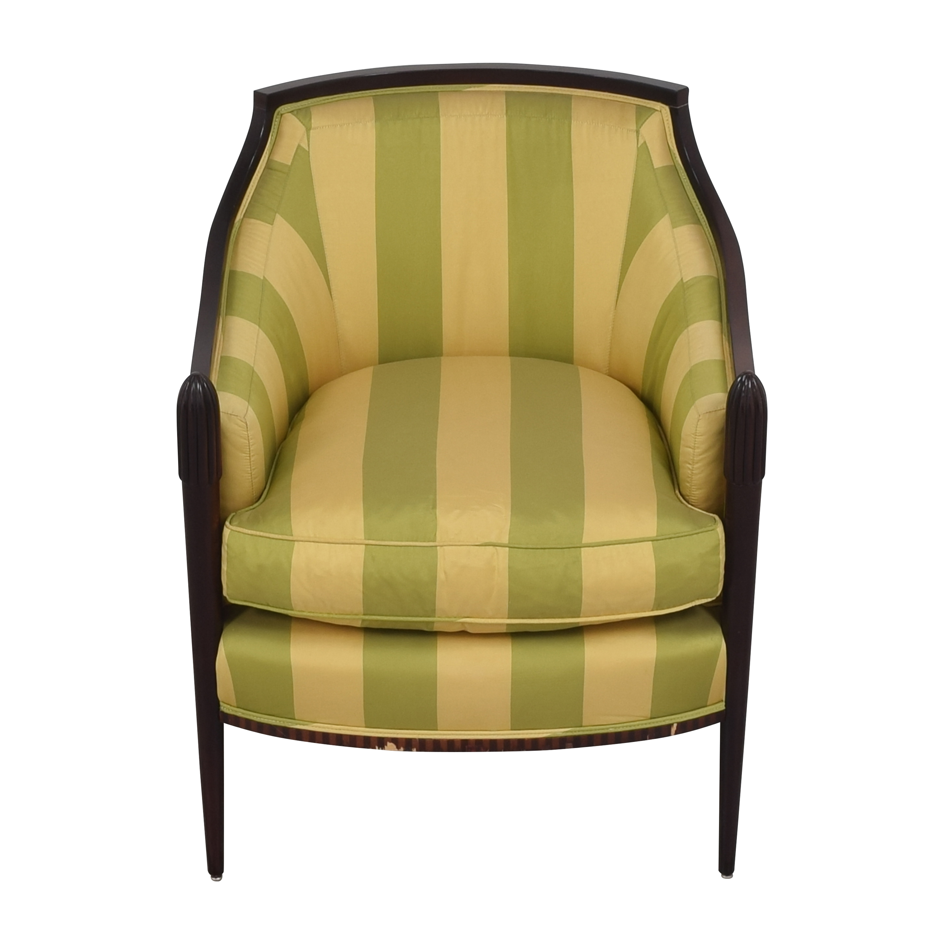 Baker Furniture Barbara Barry for Baker Furniture Deco Classic Lounge Chair pa