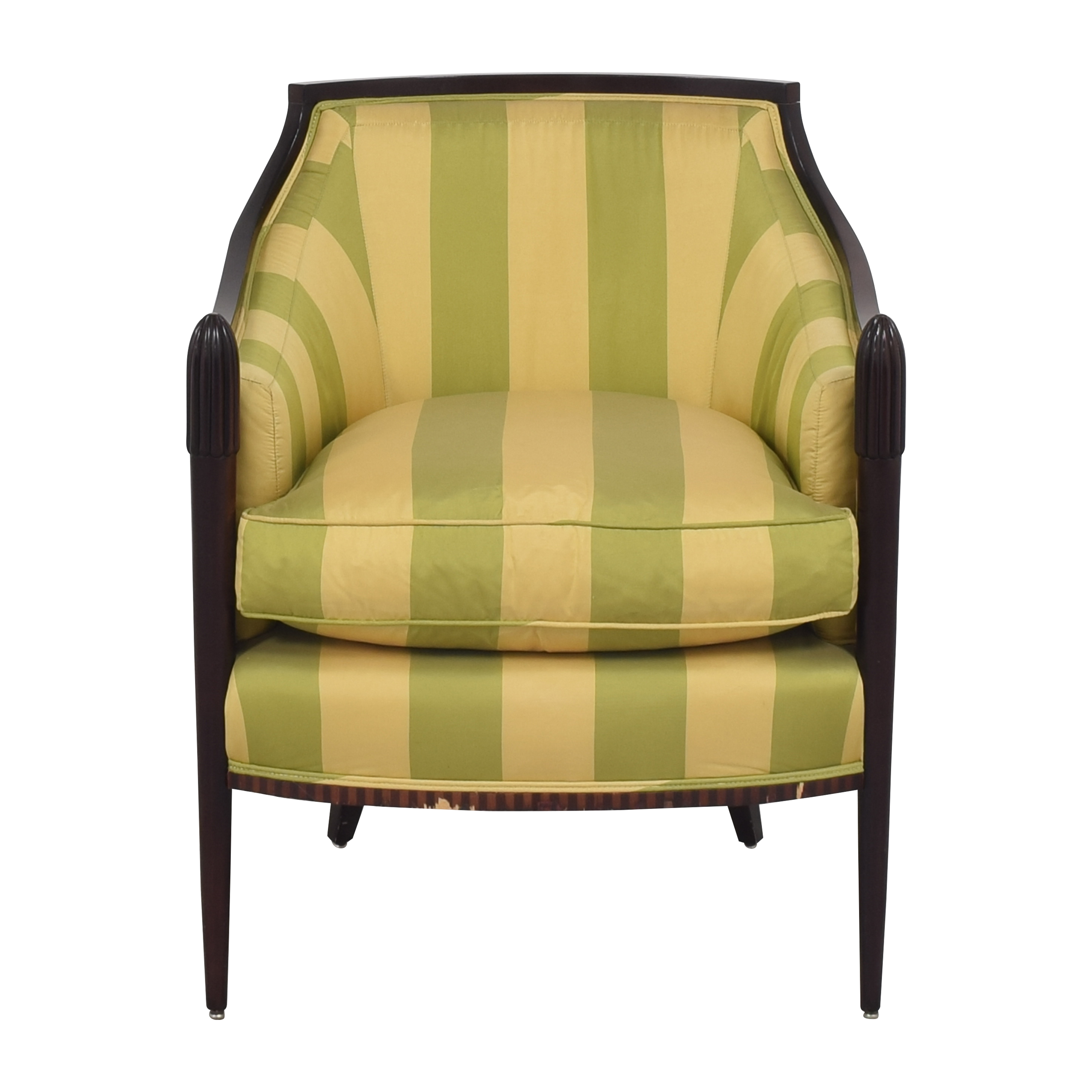 Baker Furniture Barbara Barry for Baker Furniture Deco Classic Lounge Chair Chairs
