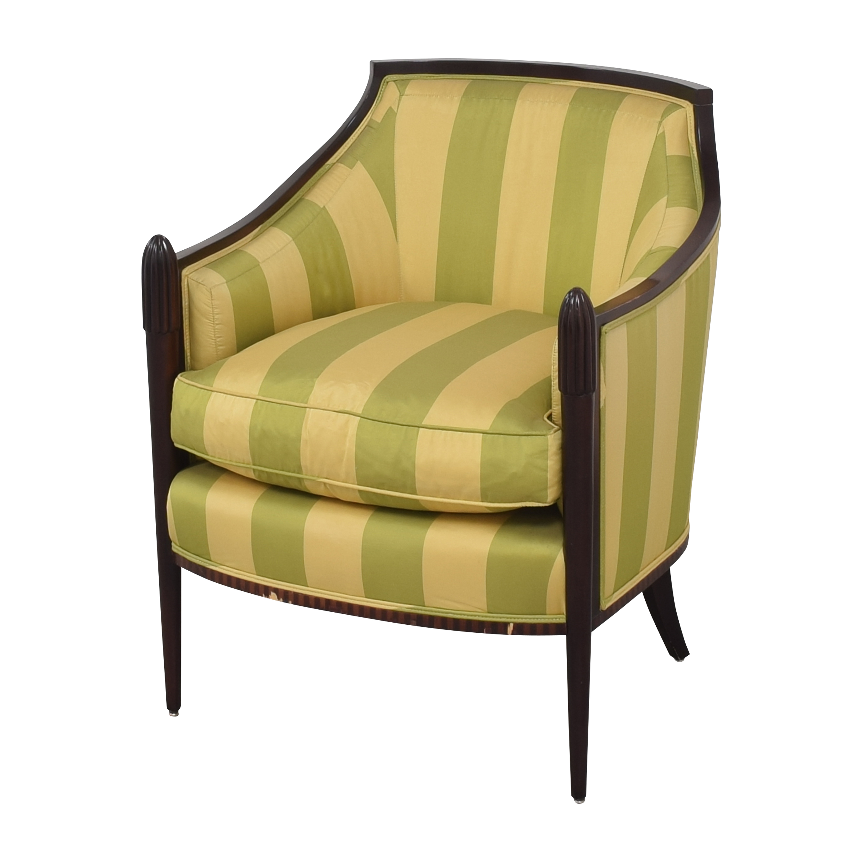 shop Baker Furniture Barbara Barry for Baker Furniture Deco Classic Lounge Chair online