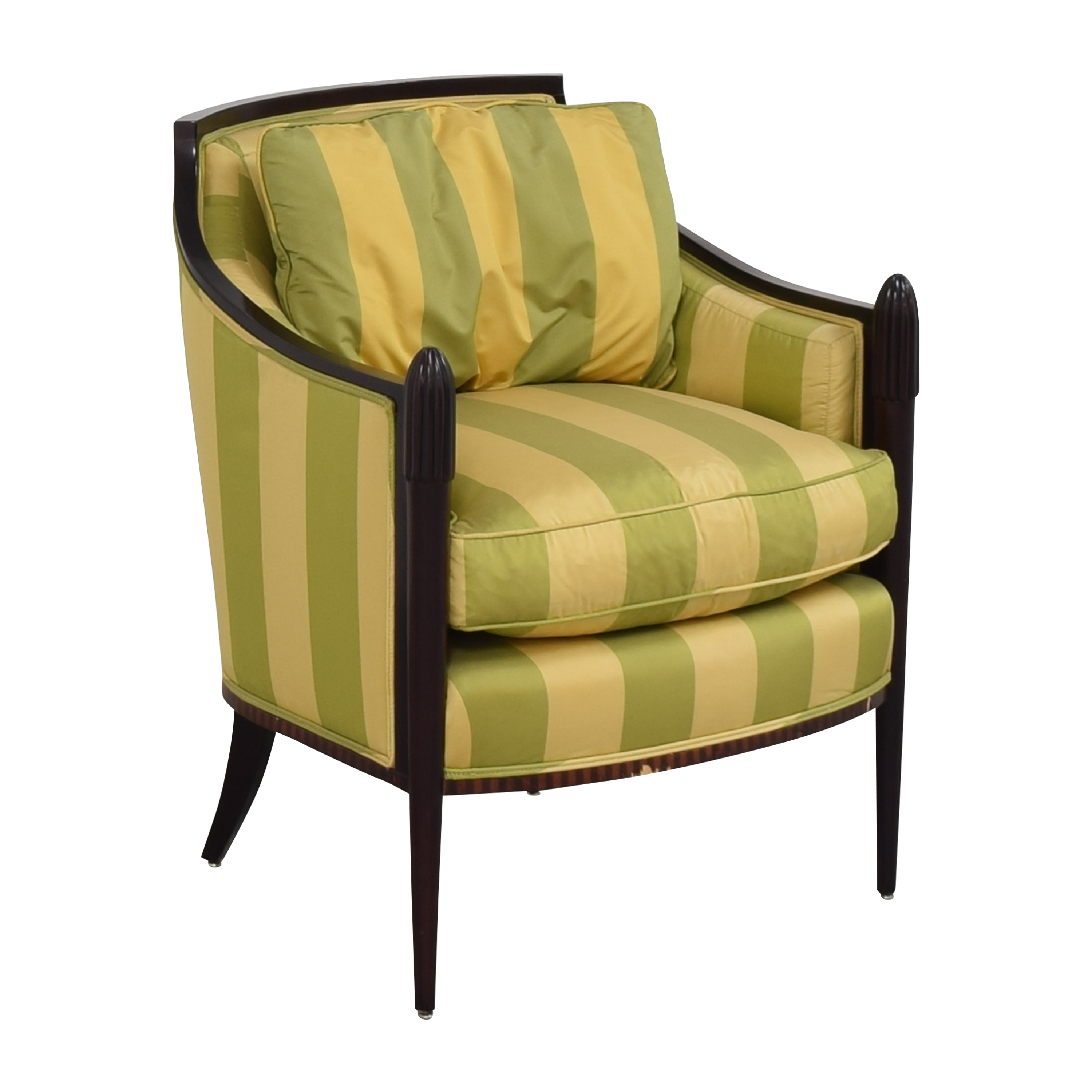 Baker Furniture Barbara Barry for Baker Furniture Deco Classic Lounge Chair ma