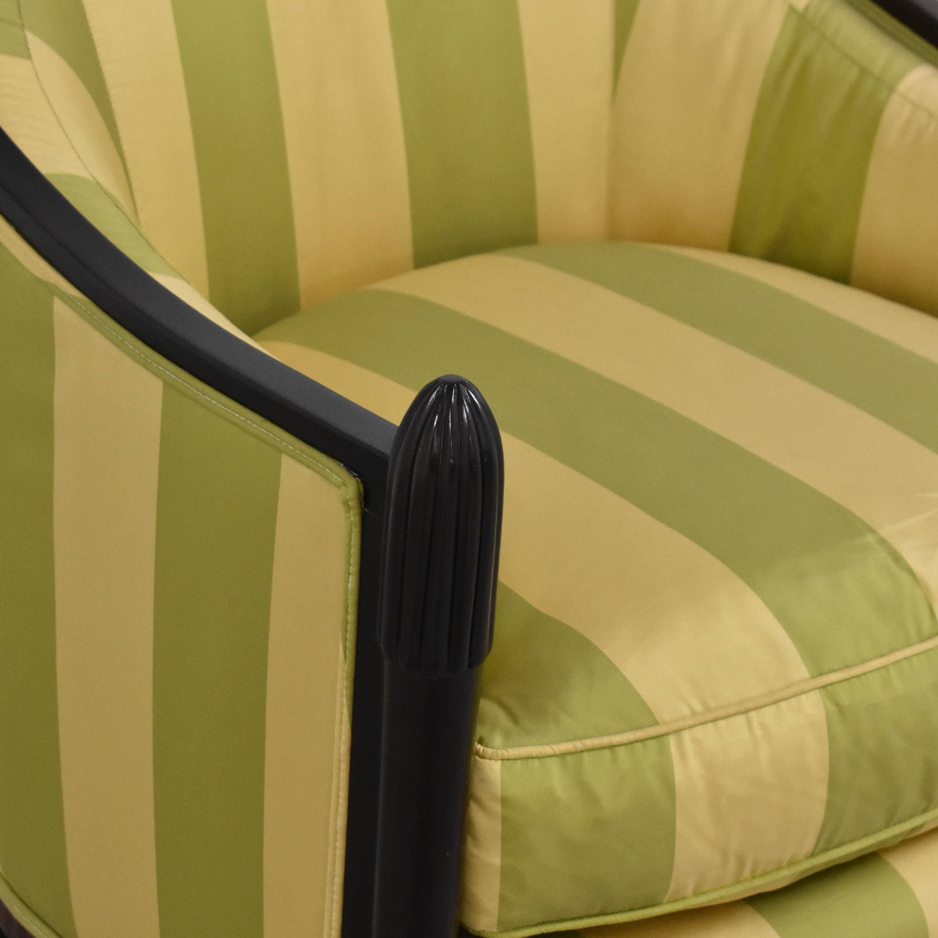 Baker Furniture Barbara Barry for Baker Furniture Deco Classic Lounge Chair Accent Chairs