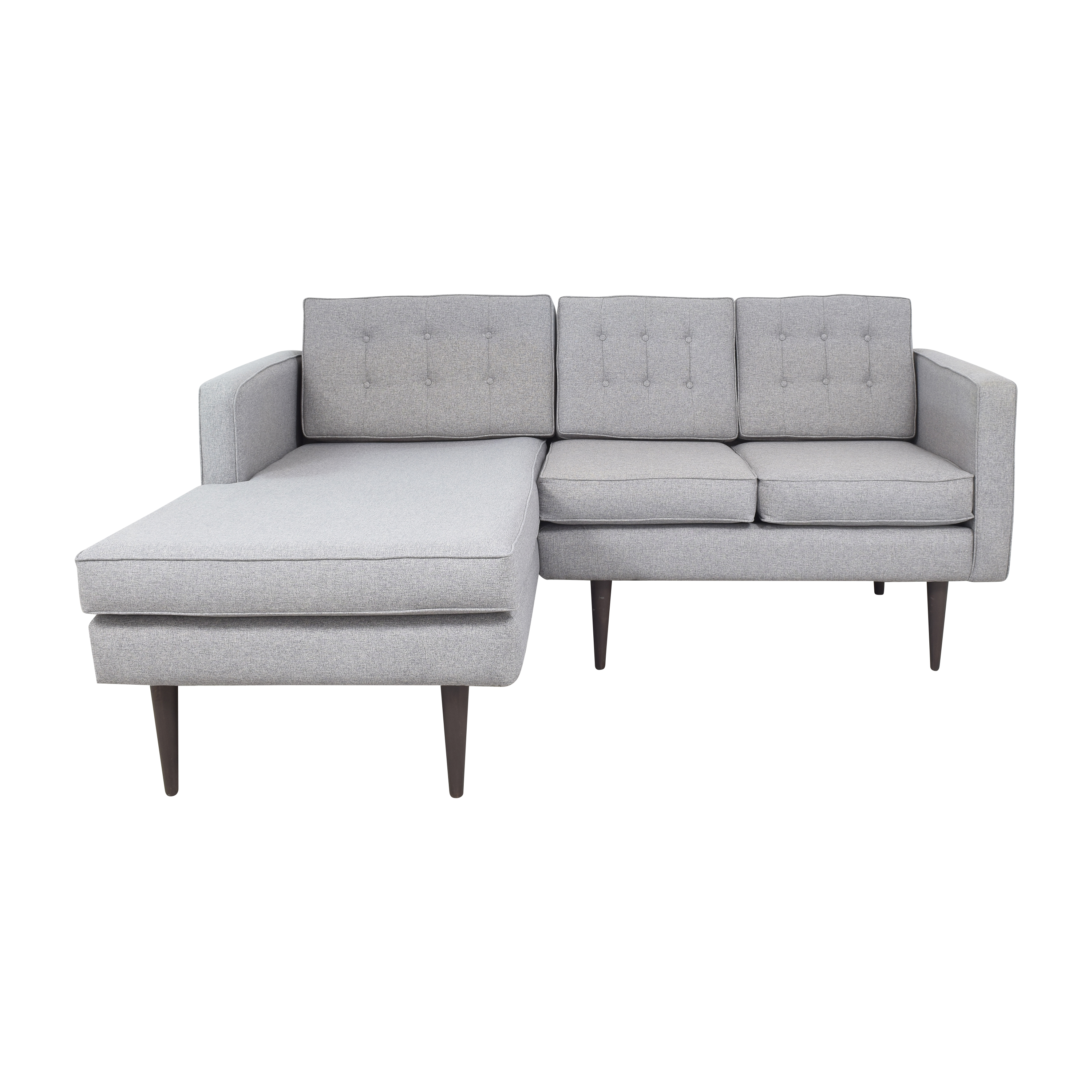 Joybird Chaise Sectional Sofa / Sectionals