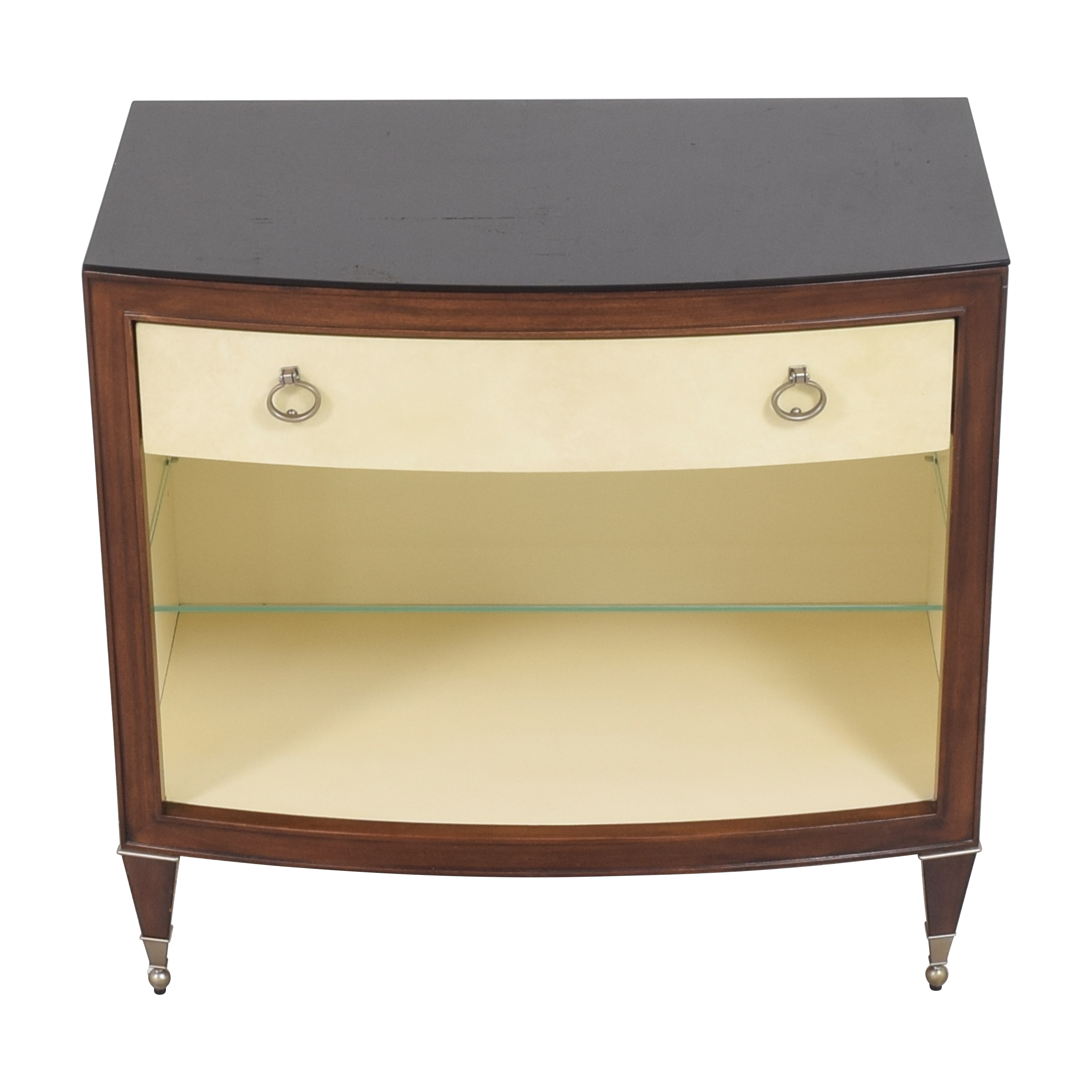 buy Caracole Glam Nightstand Caracole End Tables