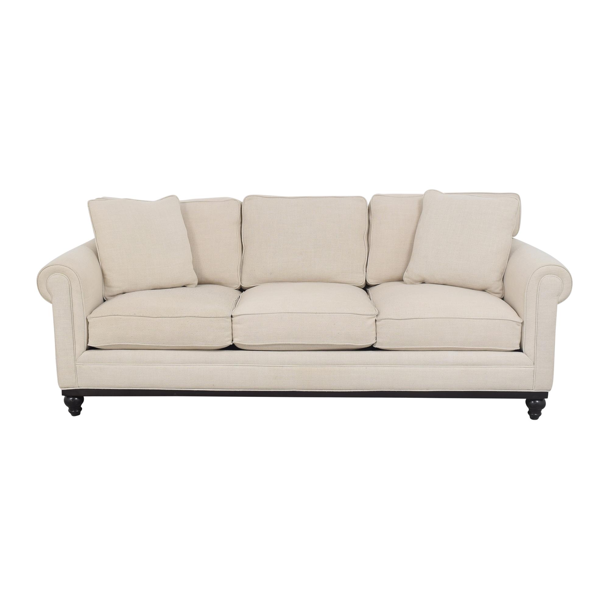 Macy's Martha Stewart Collection Club Sofa / Classic Sofas