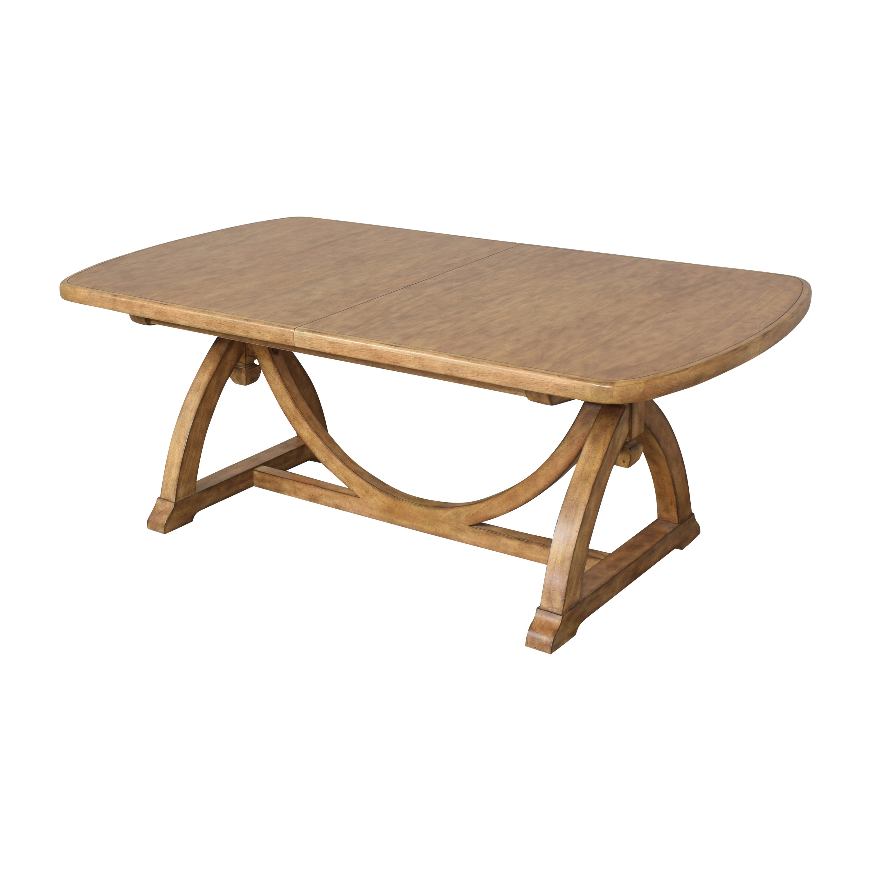 Thomasville Thomasville Reinventions Pacific Trestle Dining Table ct