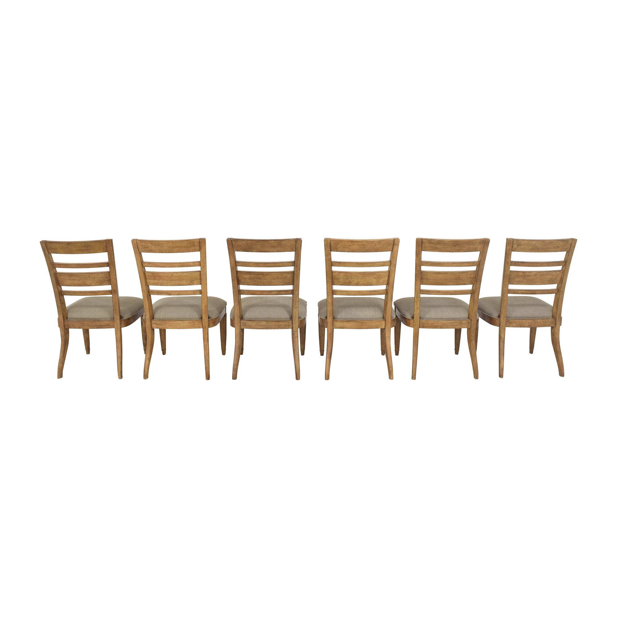 Thomasville Upholstered Dining Chairs / Chairs