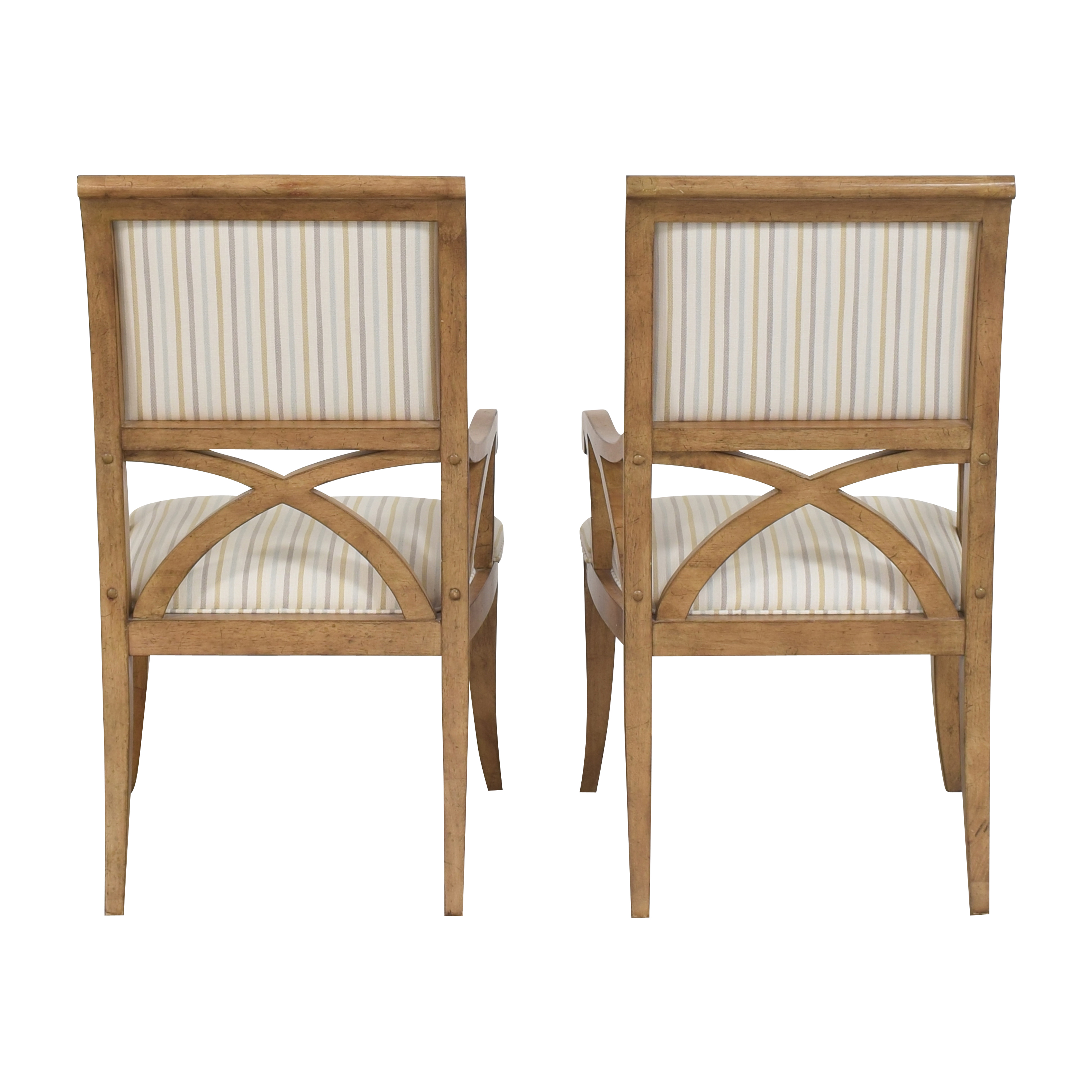 Thomasville Upholstered Dining Chairs sale