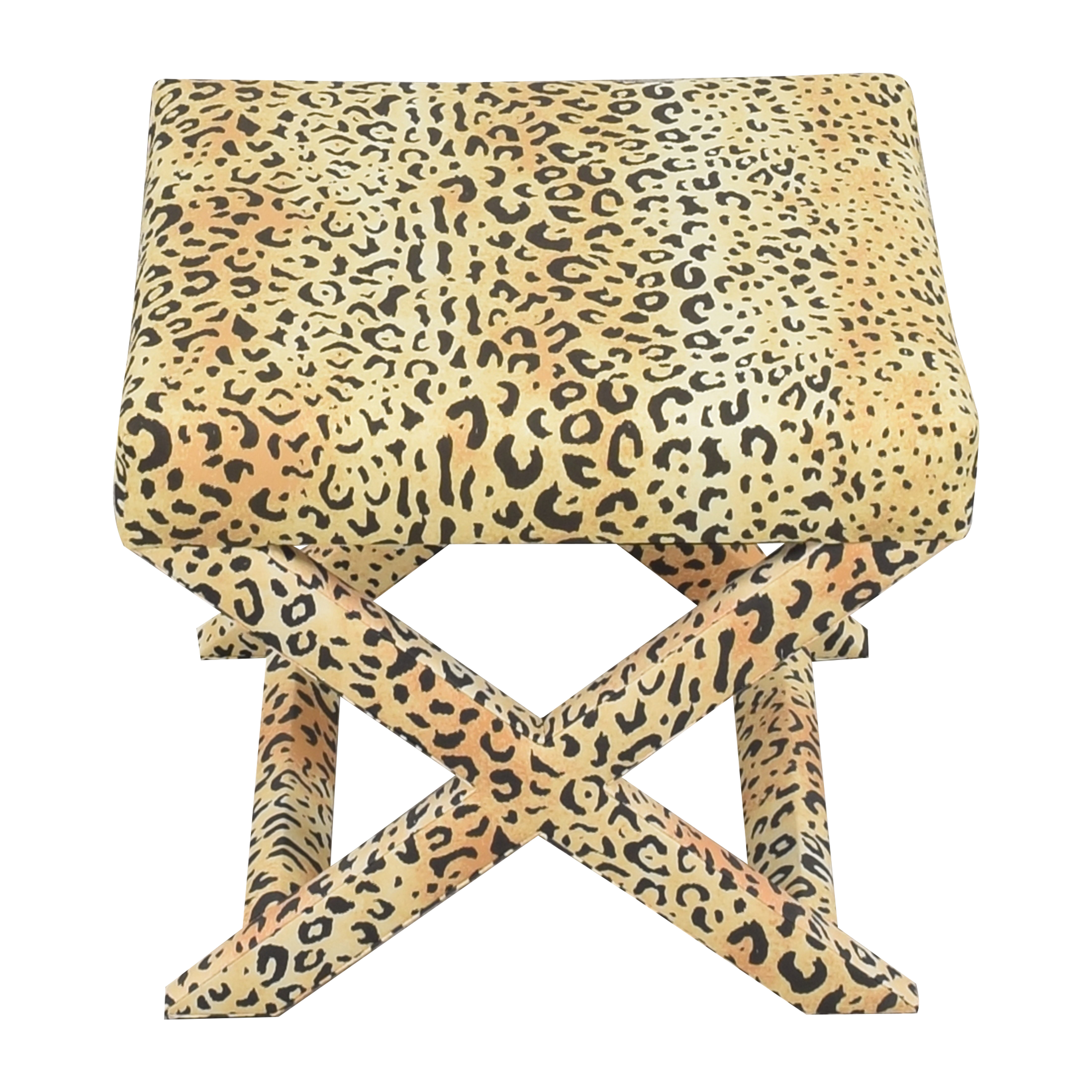 buy The Inside Leopard X Bench The Inside Chairs