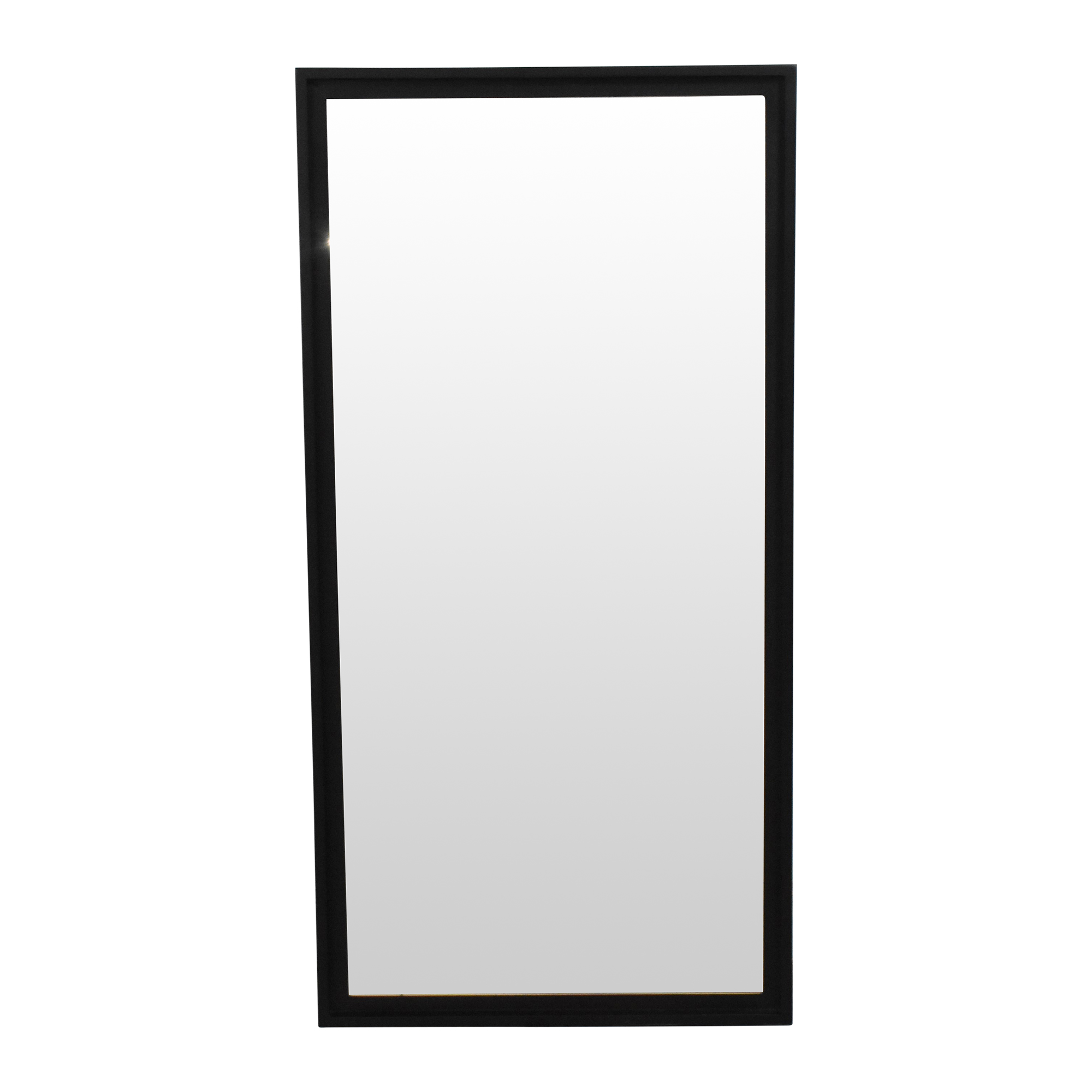 buy West Elm Framed Floor Mirror West Elm Mirrors