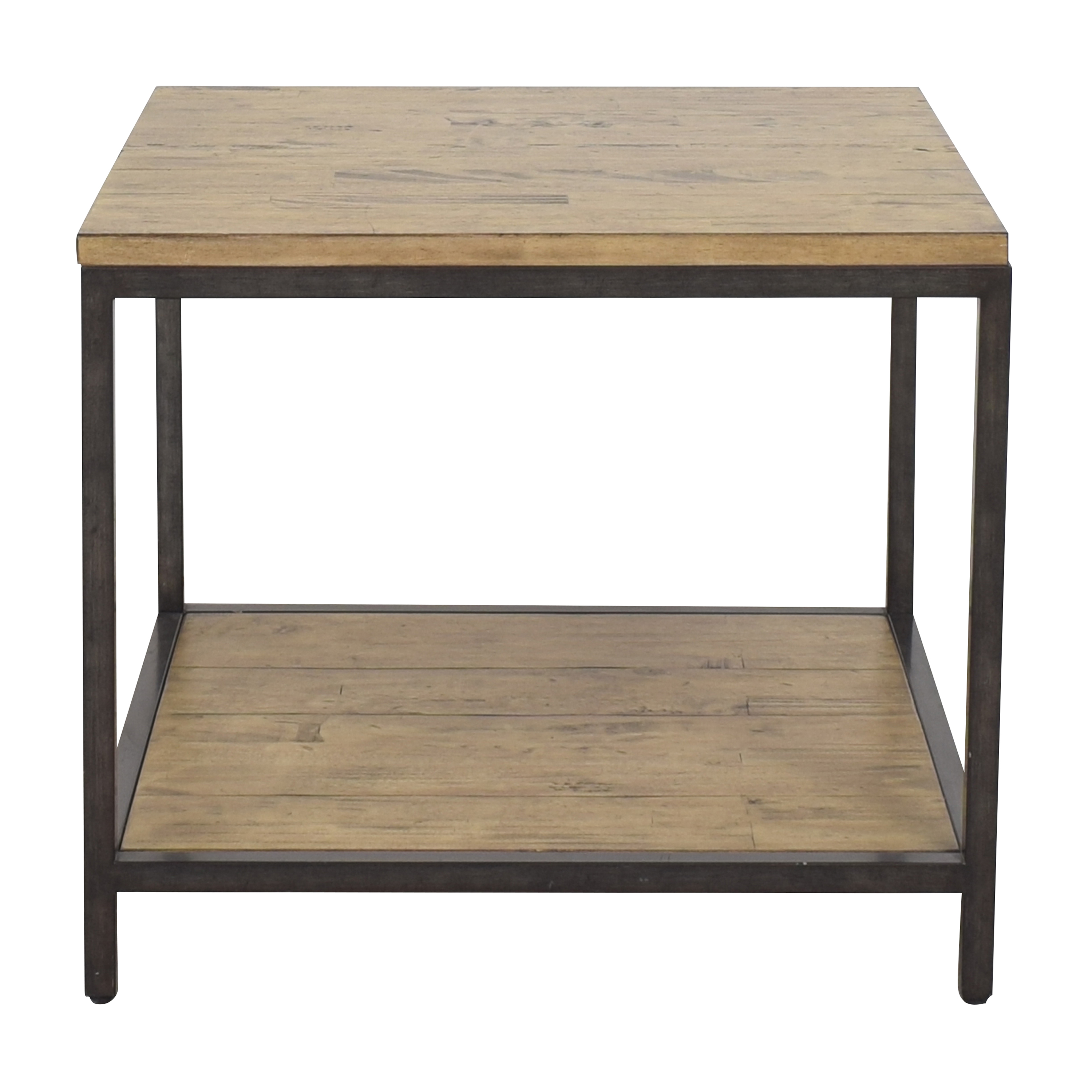 Hillsdale Furniture Hillsdale Furniture Durham Square End Table dimensions