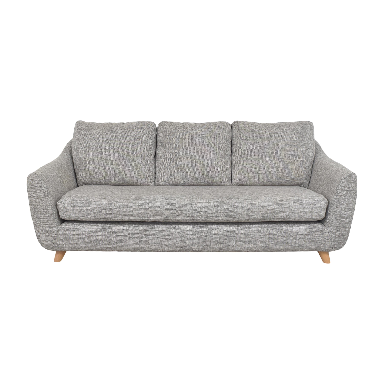 John Lewis John Lewis G Plan Vintage Collection Mid Century Modern Sofa nj