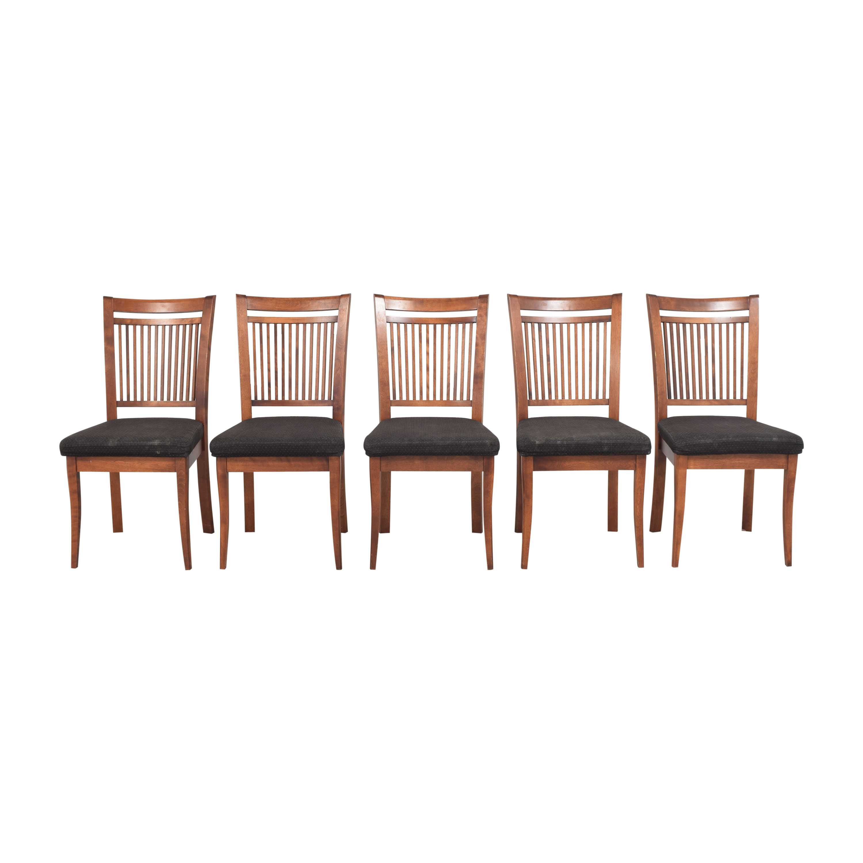 Dinec Dinec Slat Back Dining Chairs  price