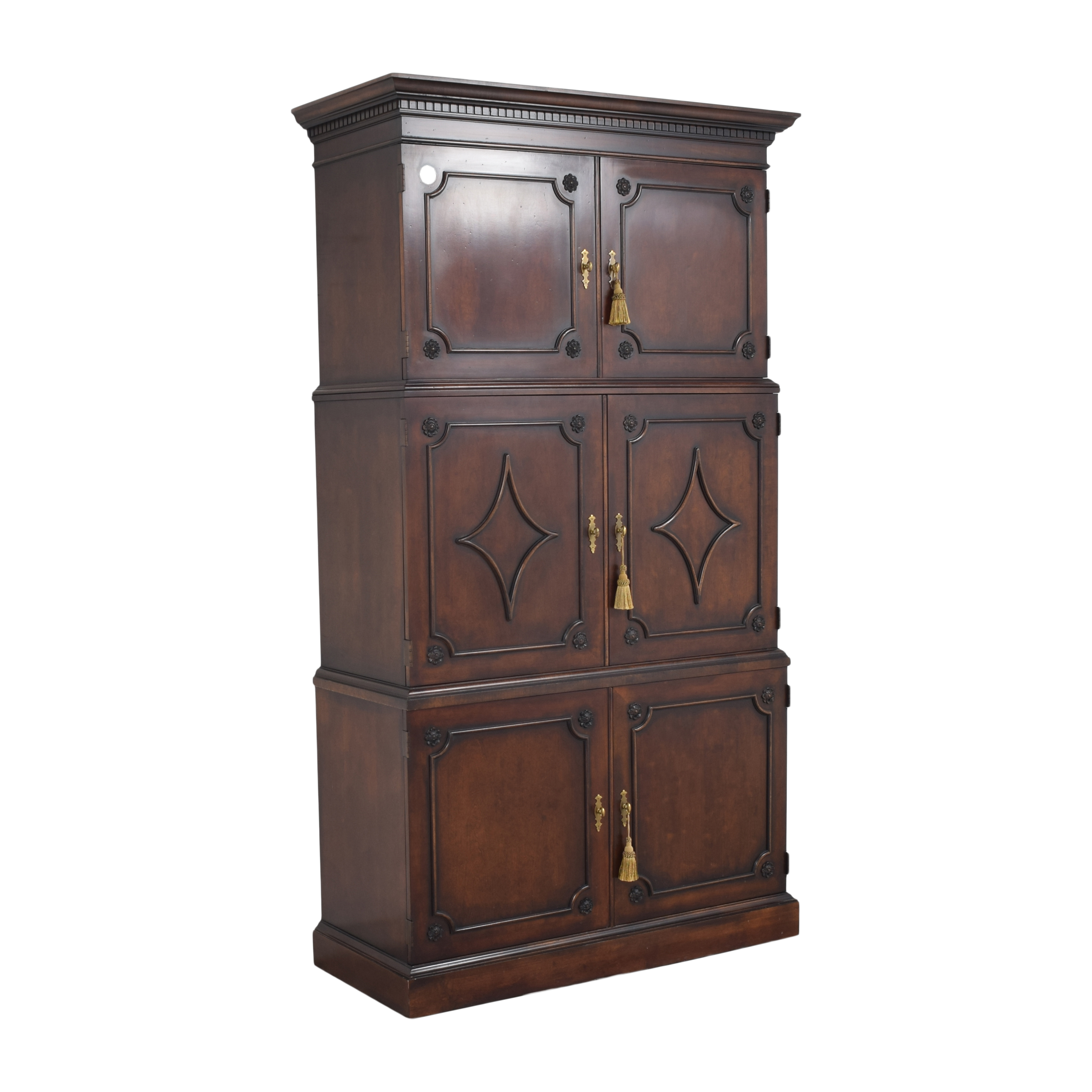 Hickory Chair Hickory Chair American Antique Collection Armoire  for sale