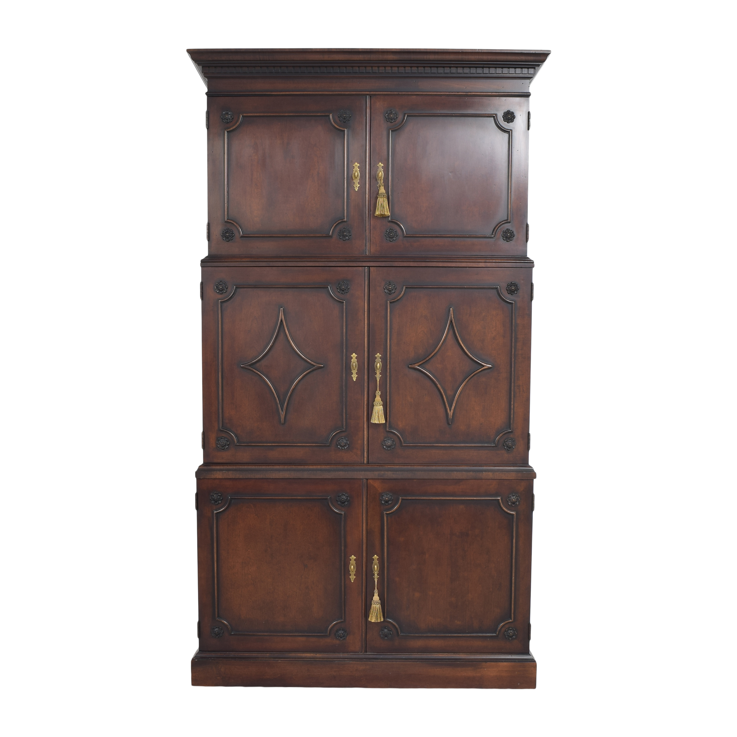 Hickory Chair Hickory Chair American Antique Collection Armoire  coupon