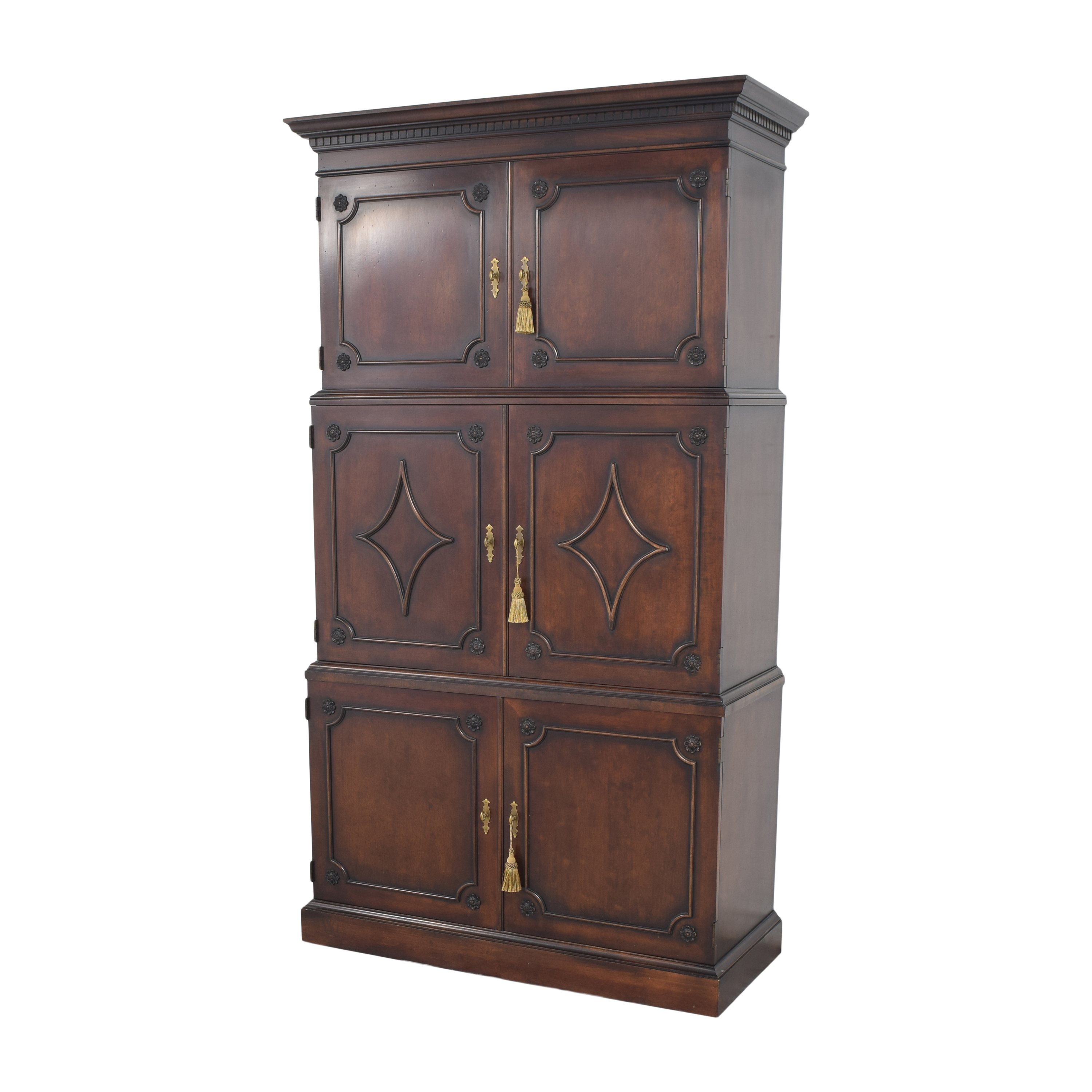 Hickory Chair Hickory Chair American Antique Collection Armoire  discount
