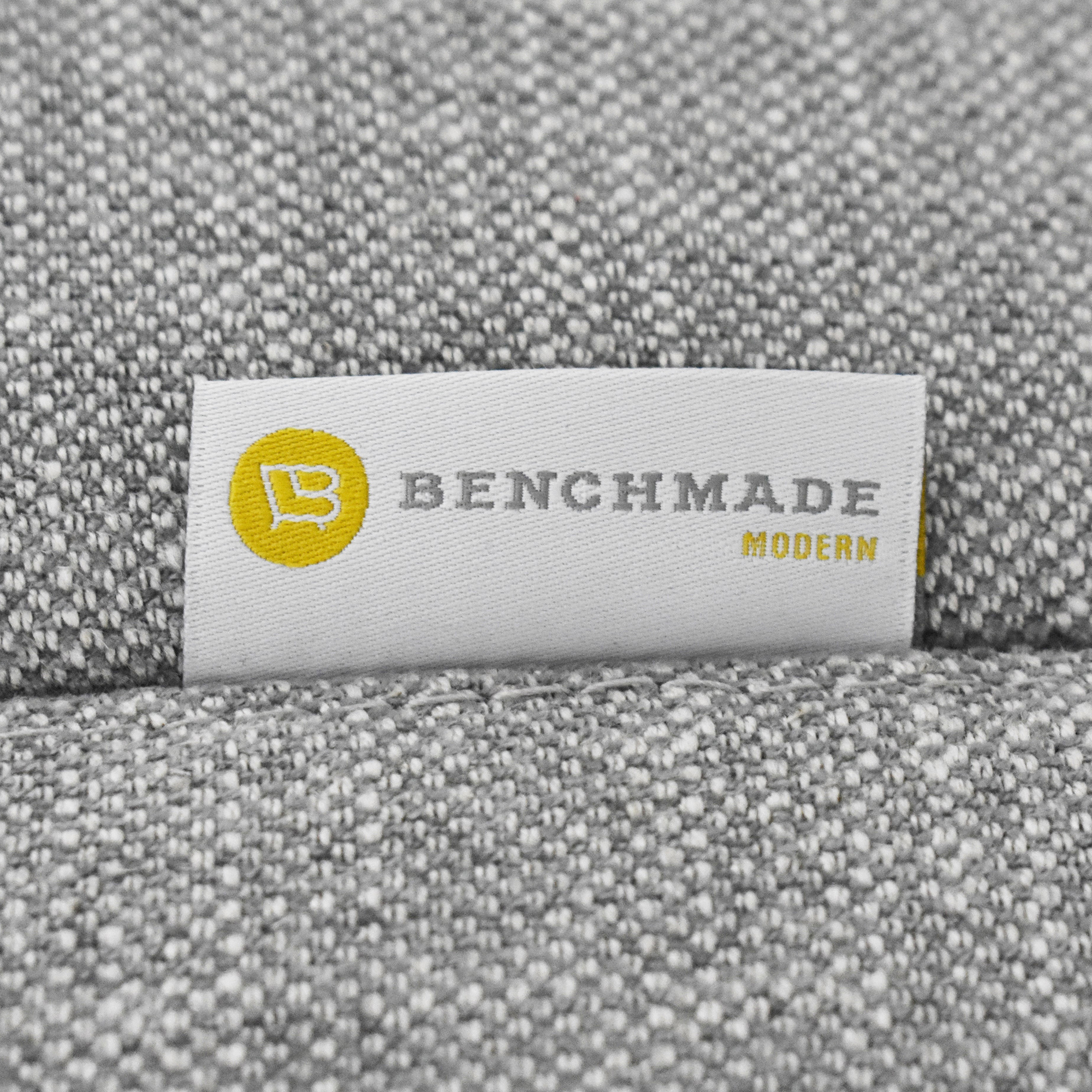buy BenchMade Modern BenchMade Modern Skinny Fat Sectional With Bumper online
