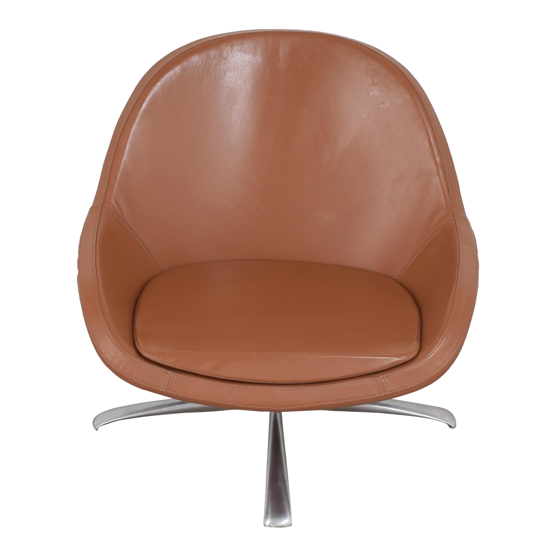 buy BoConcept Veneto Swivel Armchair BoConcept Accent Chairs