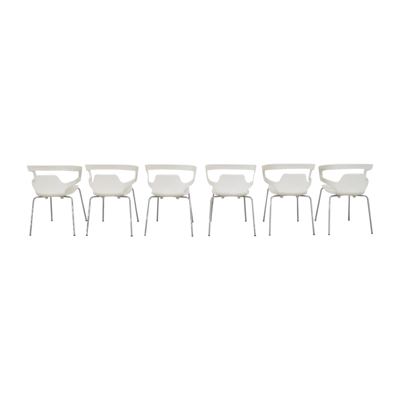 Cappellini Aero Dining Chairs Cappellini