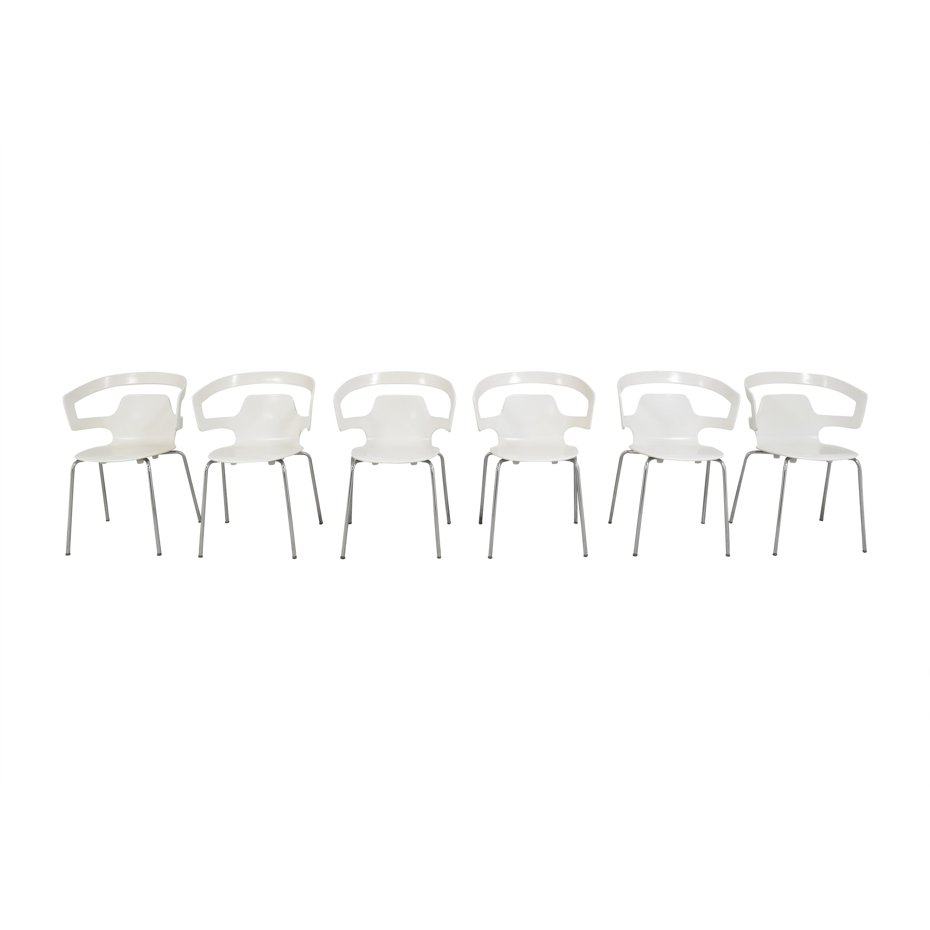 Cappellini Cappellini Aero Dining Chairs on sale