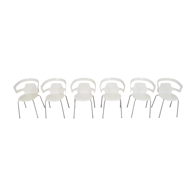 Cappellini Cappellini Aero Dining Chairs pa