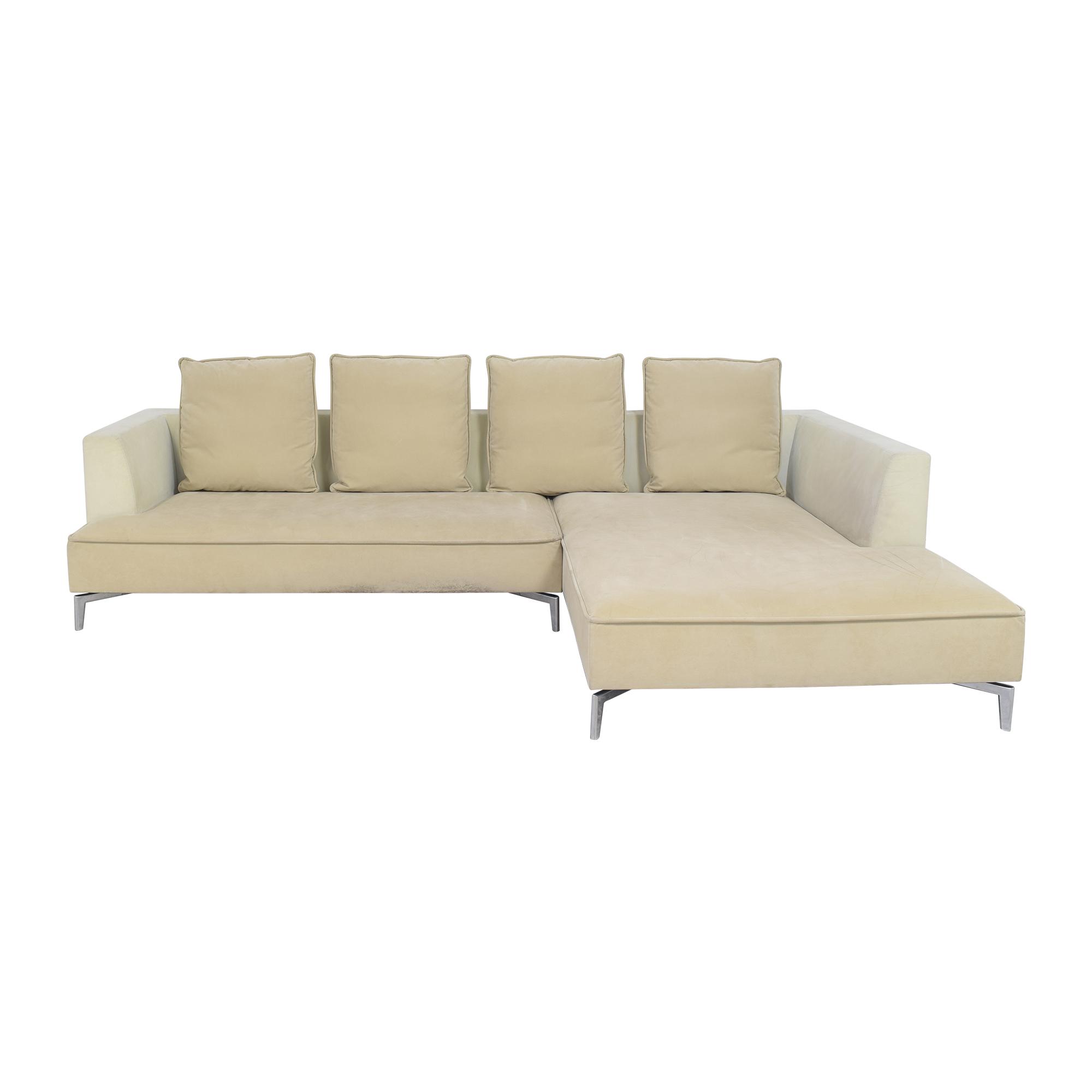 Ligne Roset Ligne Roset Chaise Sectional Sofa Sofas
