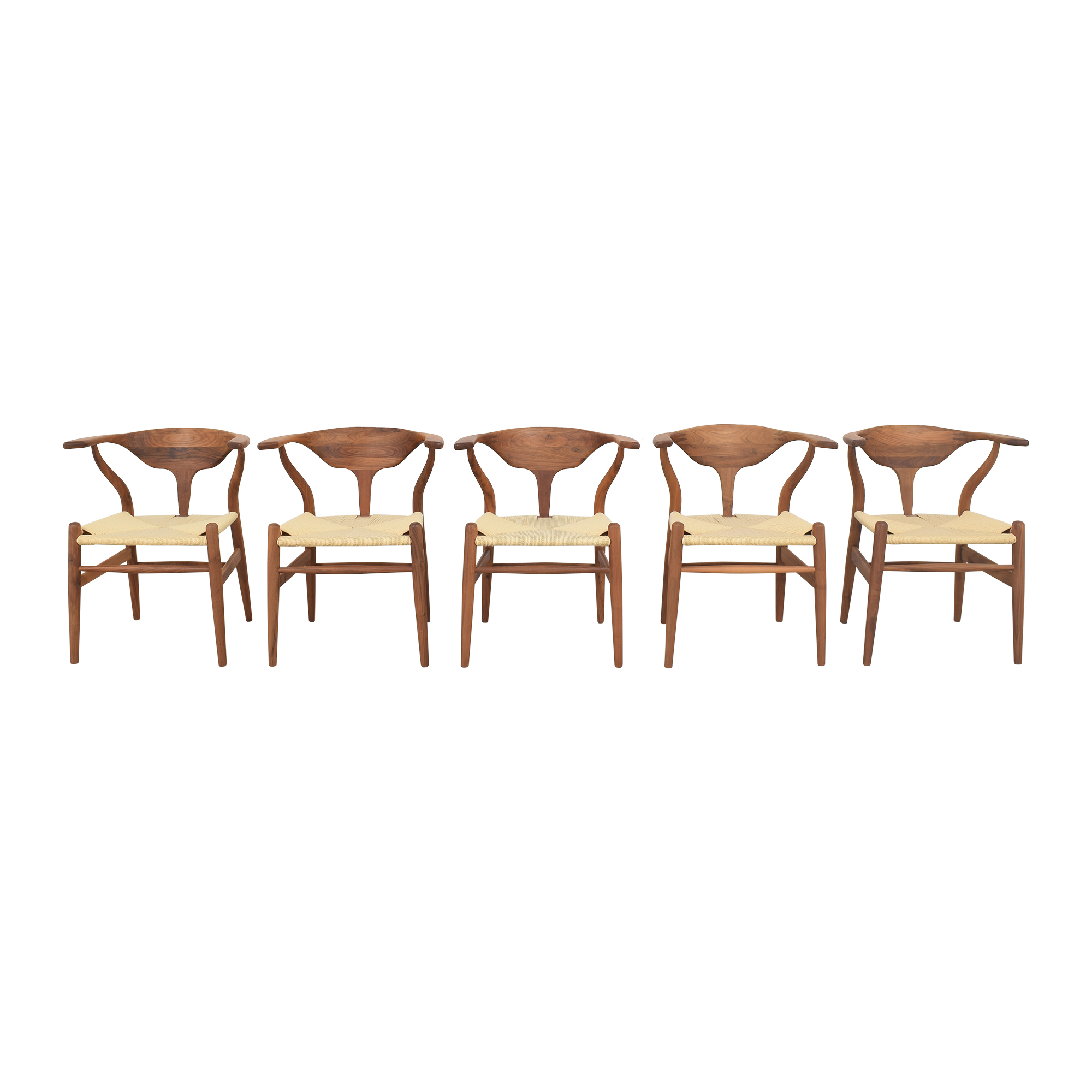 shop Ethnicraft Modern Dining Chairs Ethnicraft Dining Chairs