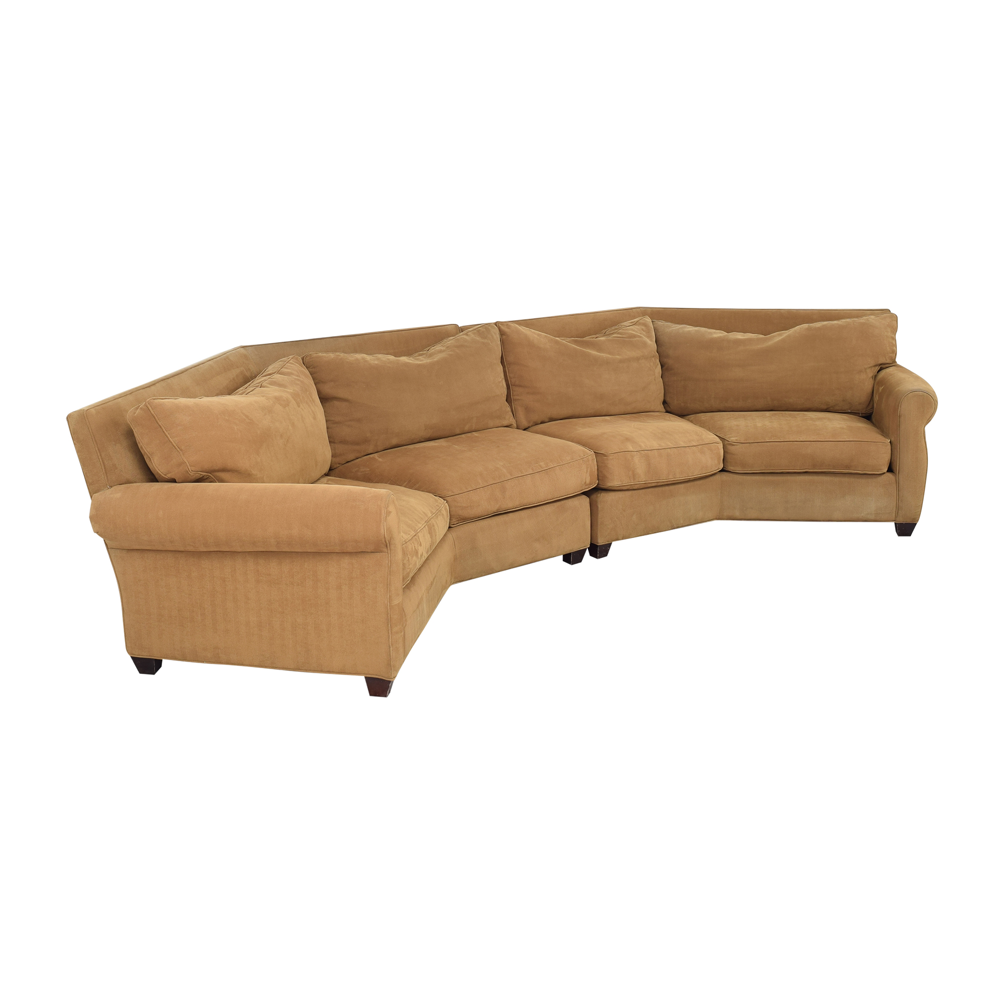 McCreary Modern McCreary Modern Sectional Sofa by  Sectionals