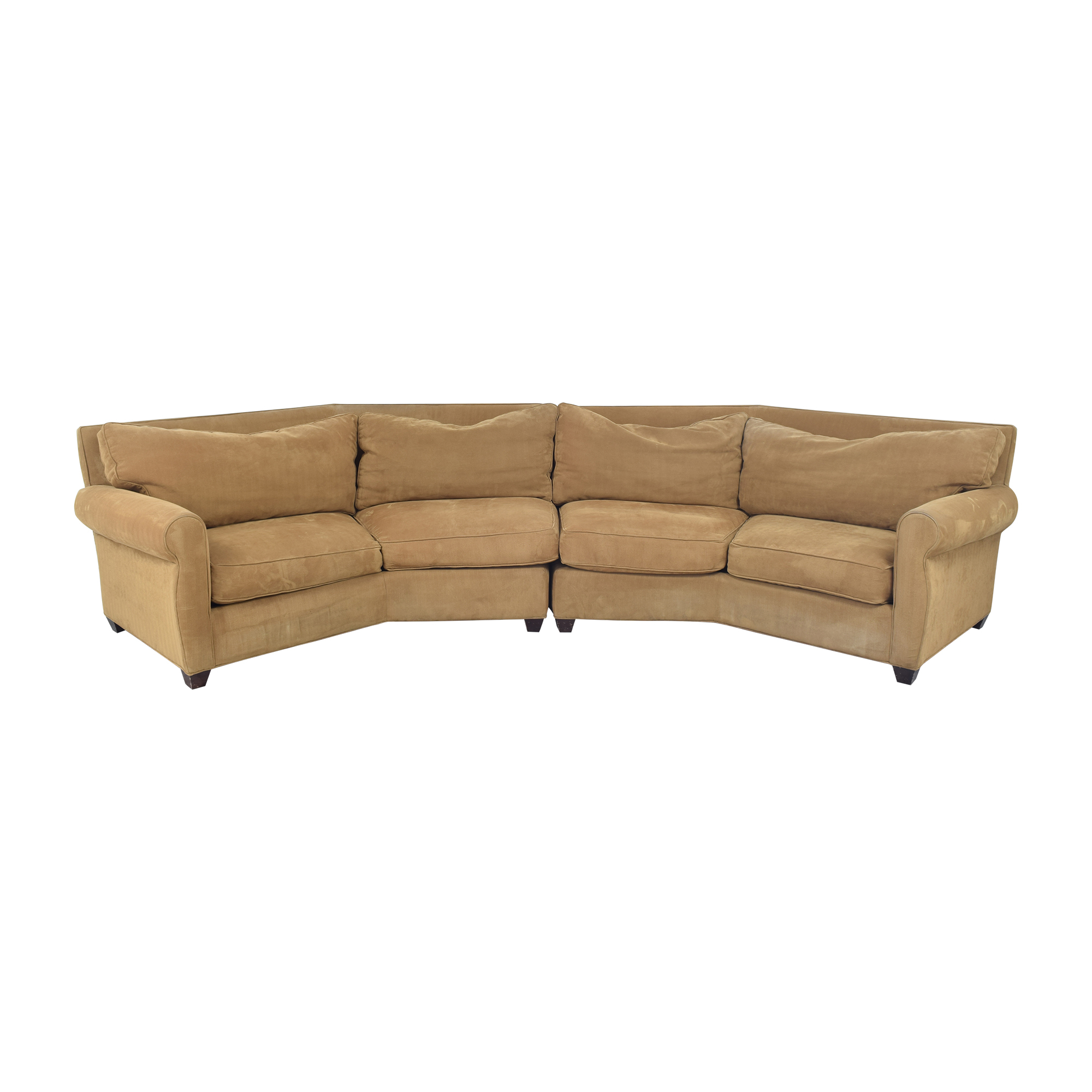 McCreary Modern McCreary Modern Sectional Sofa by  nyc