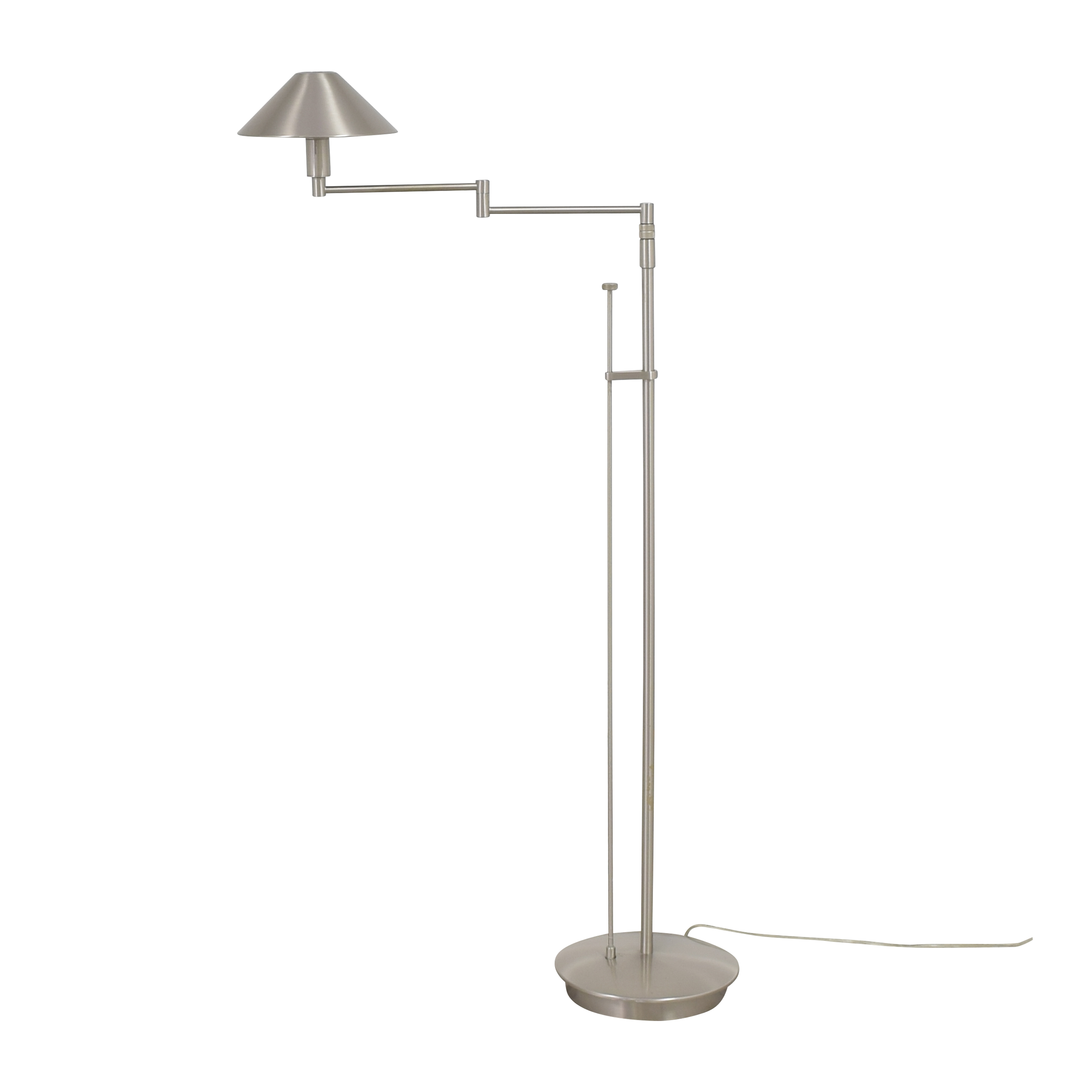 buy Holtkotter Swing Arm Floor Lamp Holtkotter Decor