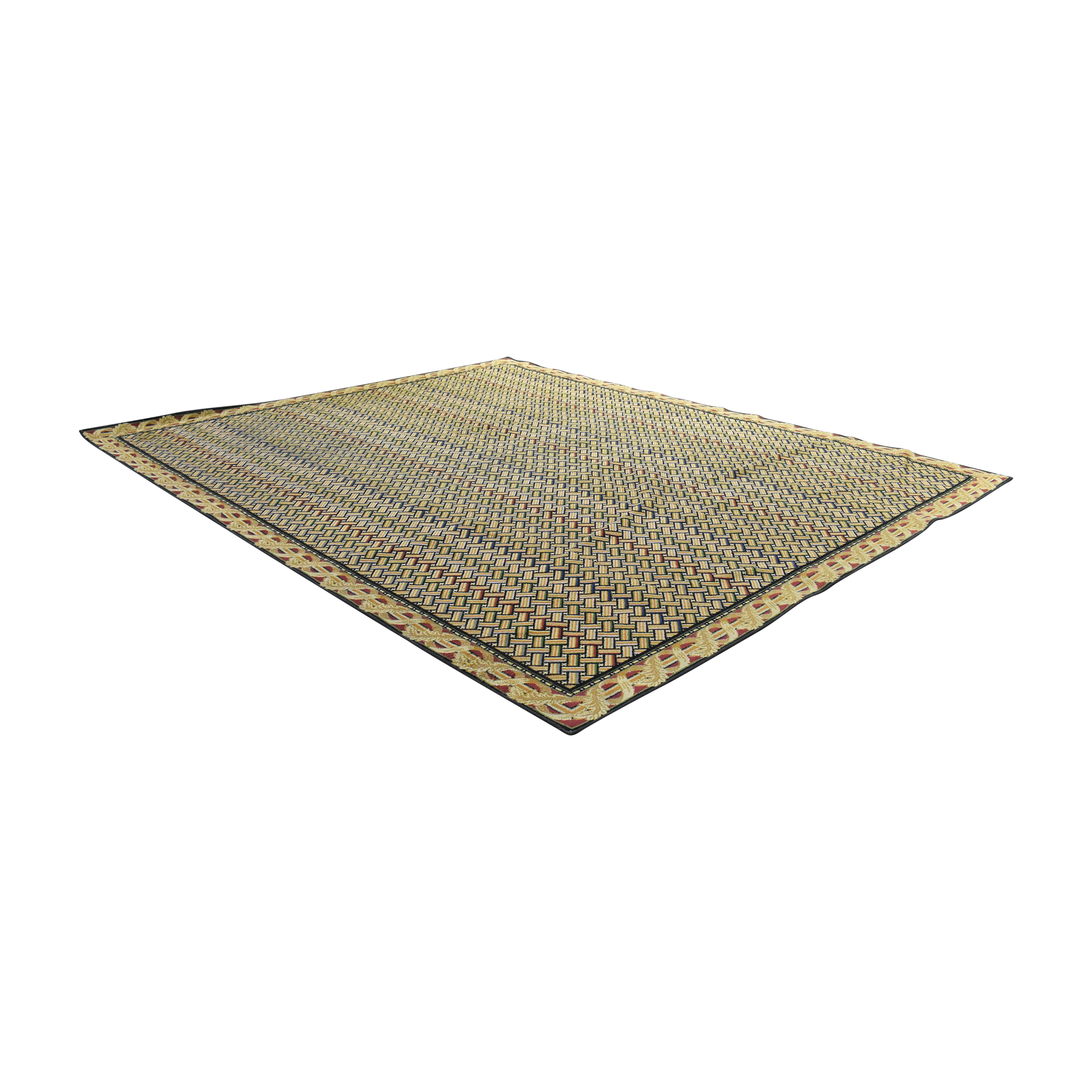 shop Stark Carpet Geometric Area Rug Stark Carpet