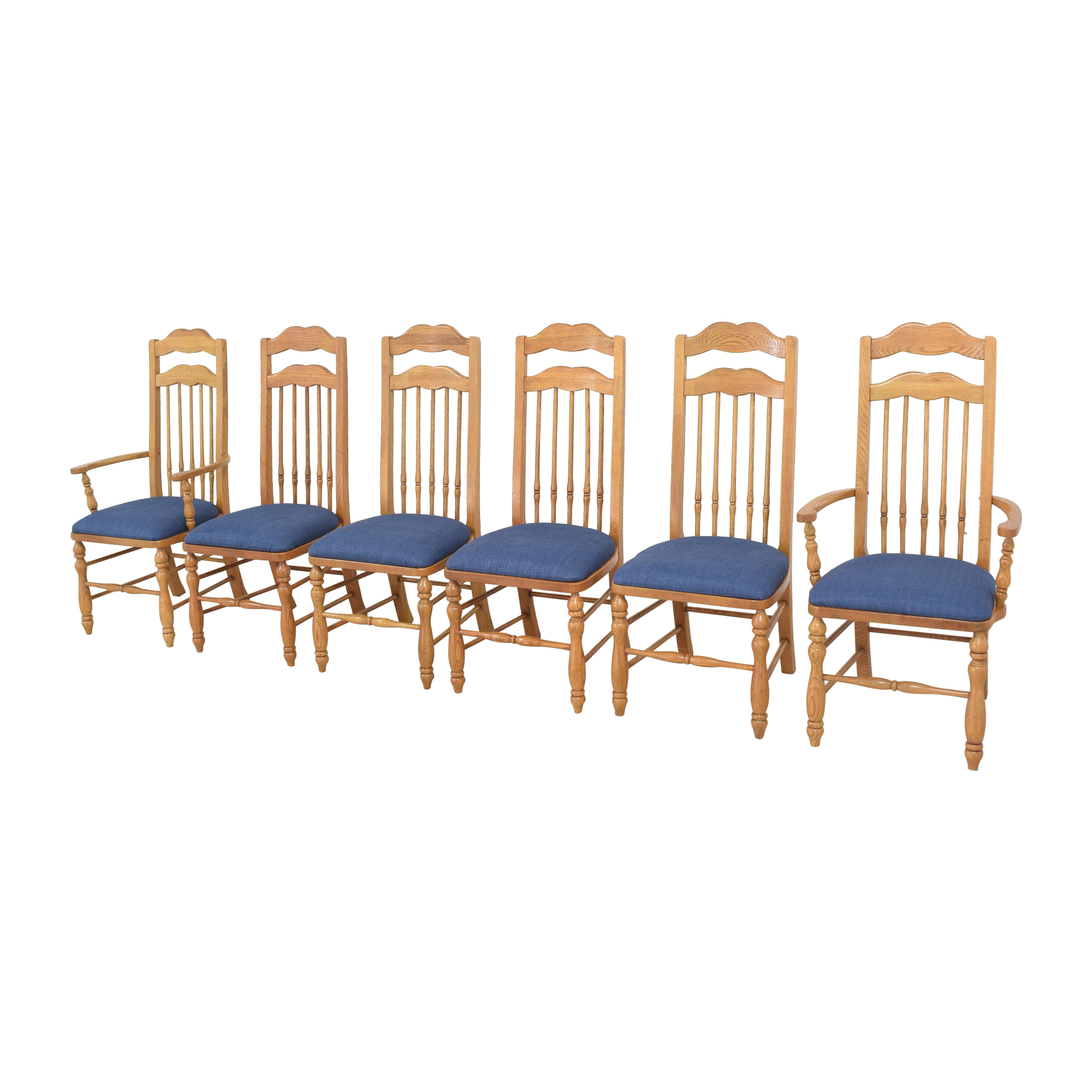Thomasville High Back Dining Chairs / Dining Chairs