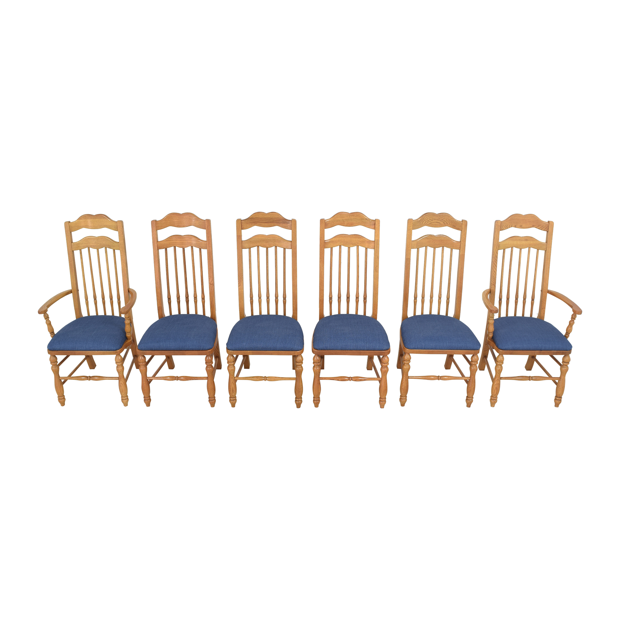 Thomasville High Back Dining Chairs / Chairs
